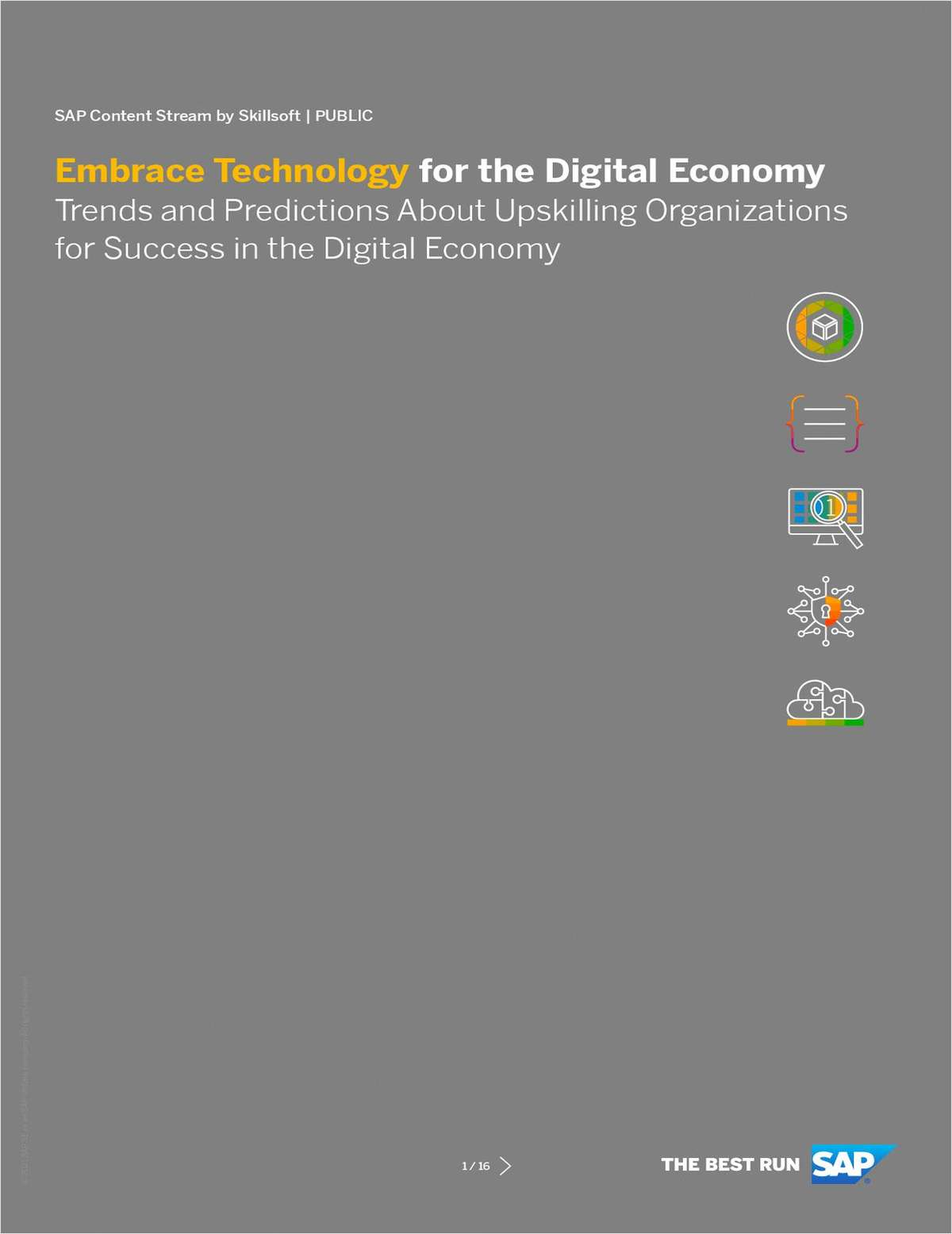 Trends and Predictions About Upskilling Organizations for Success in the Digital Economy
