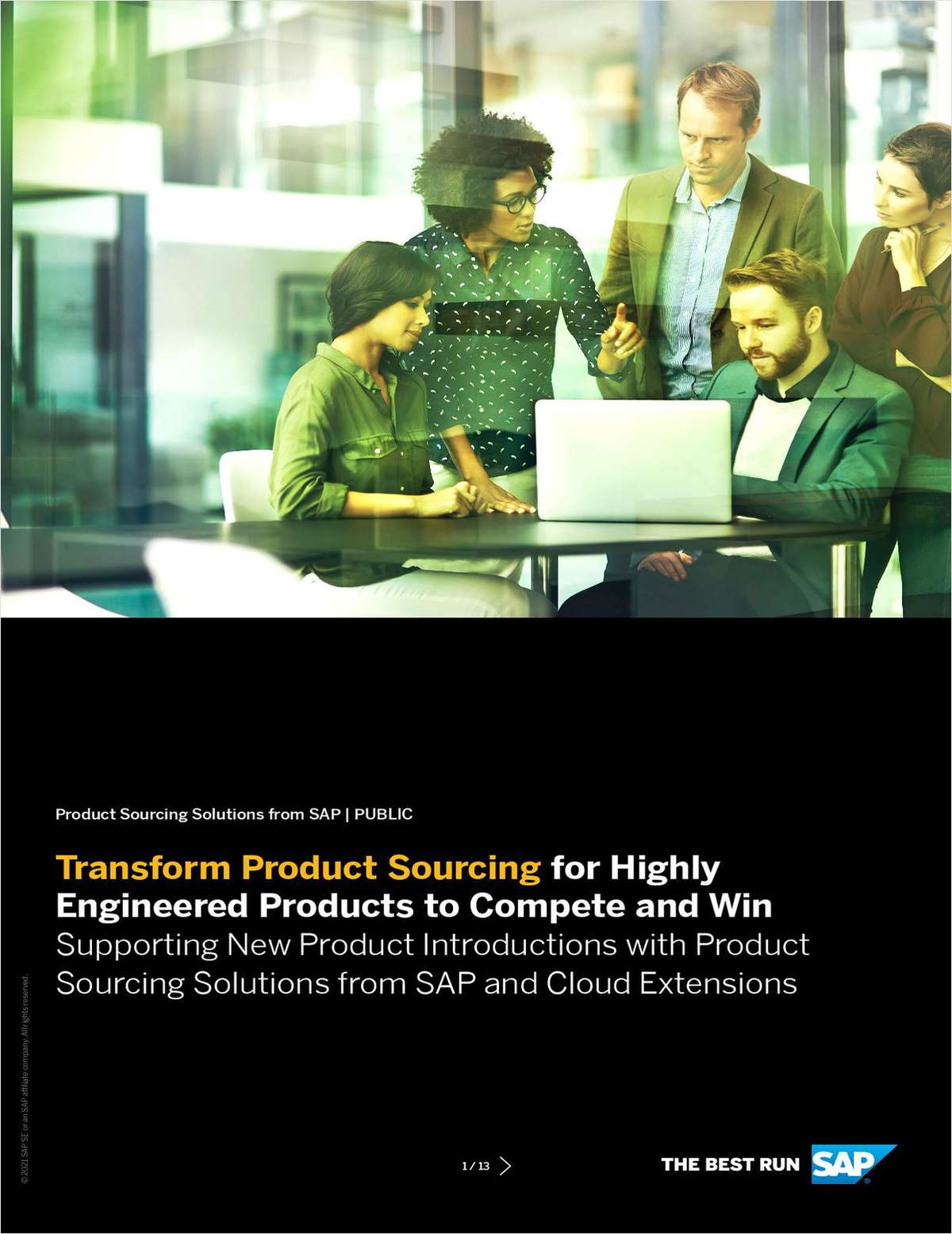 Transform Product Sourcing for Highly Engineered Products