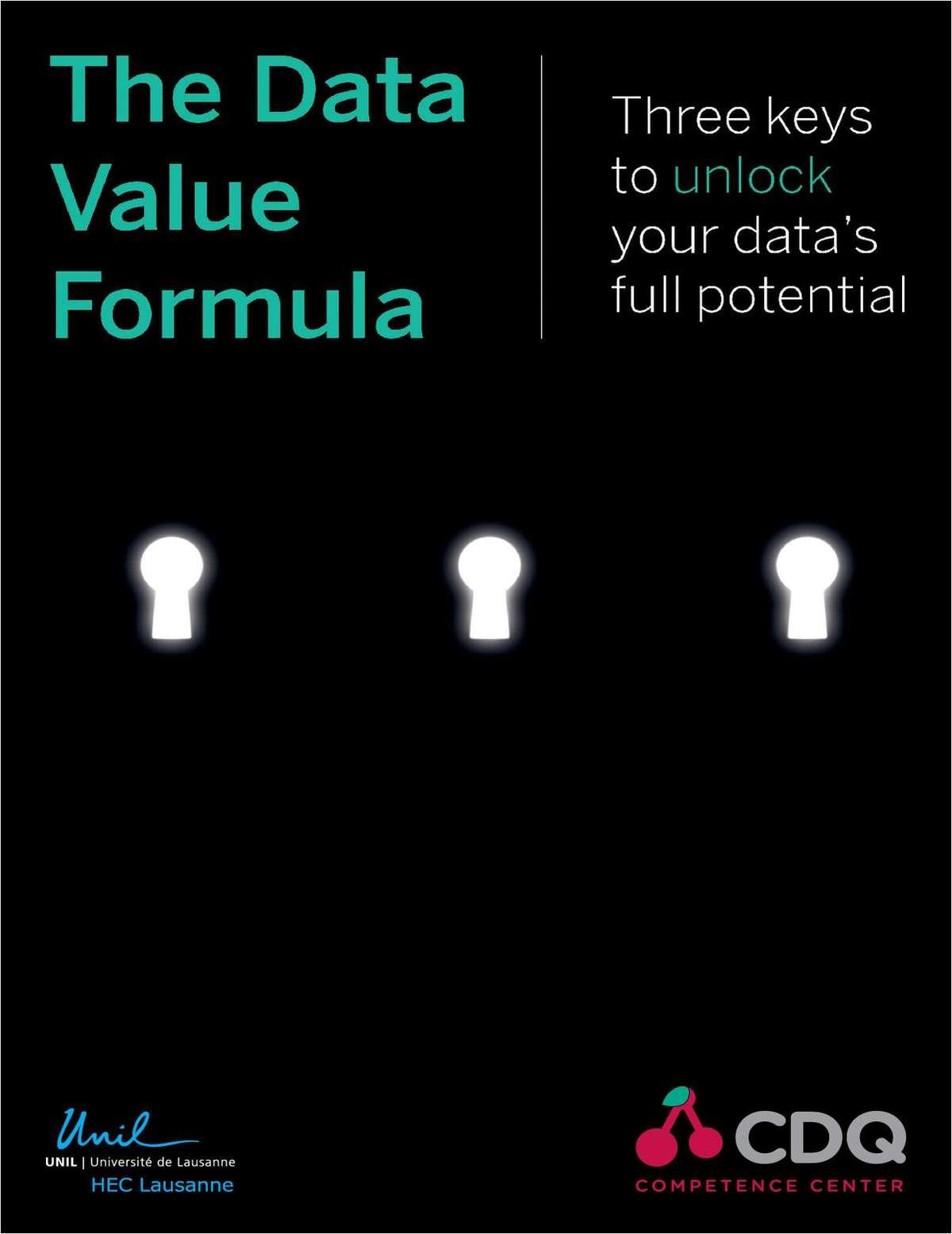 The Data Value Formula
