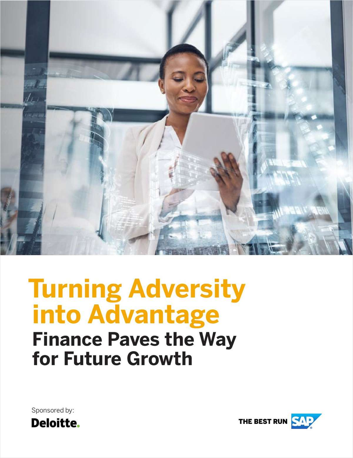 Turning Adversity into Advantage: Finance Paves the Way for Future Growth