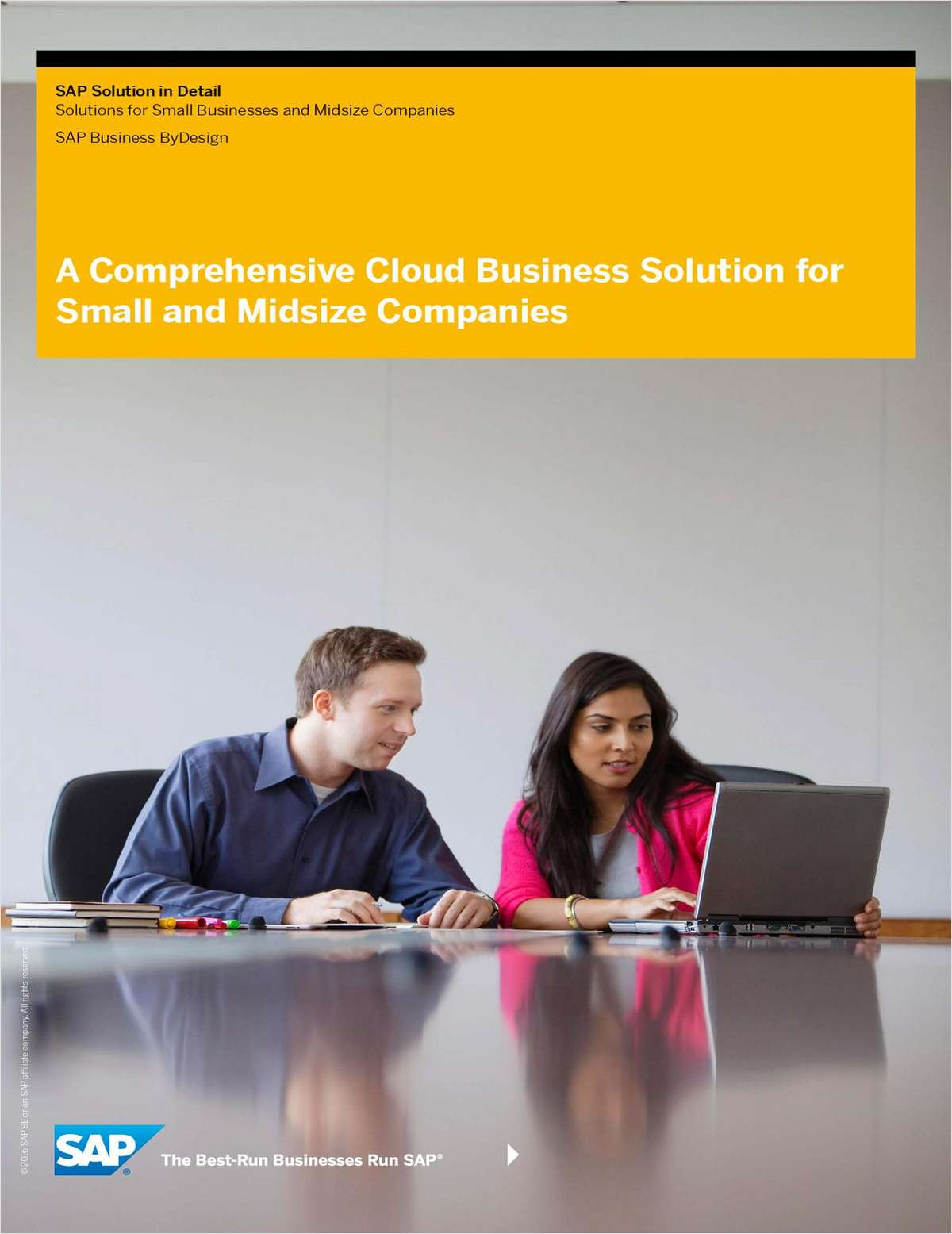 SAP Solution in Detail: A Comprehensive Cloud Business Solution for Small and Midsize Companies