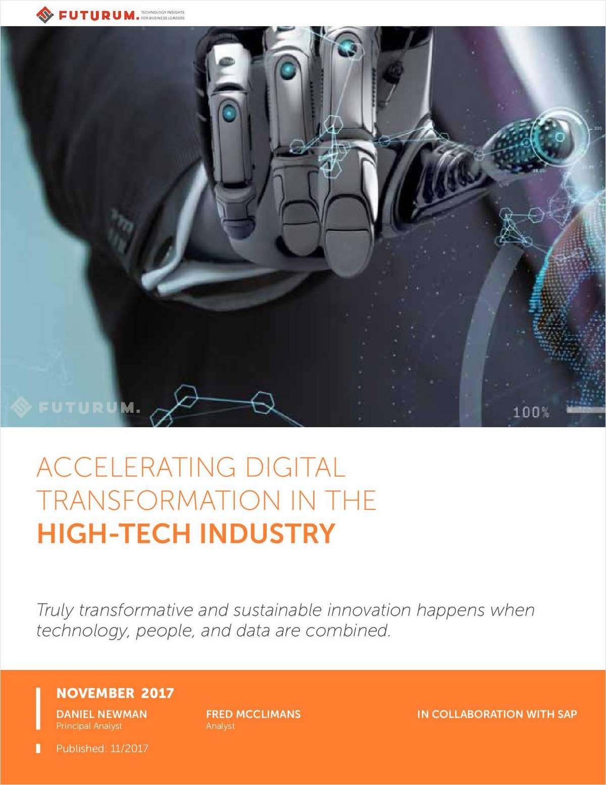 Accelerating Digital Transformation In The High-Tech Industry