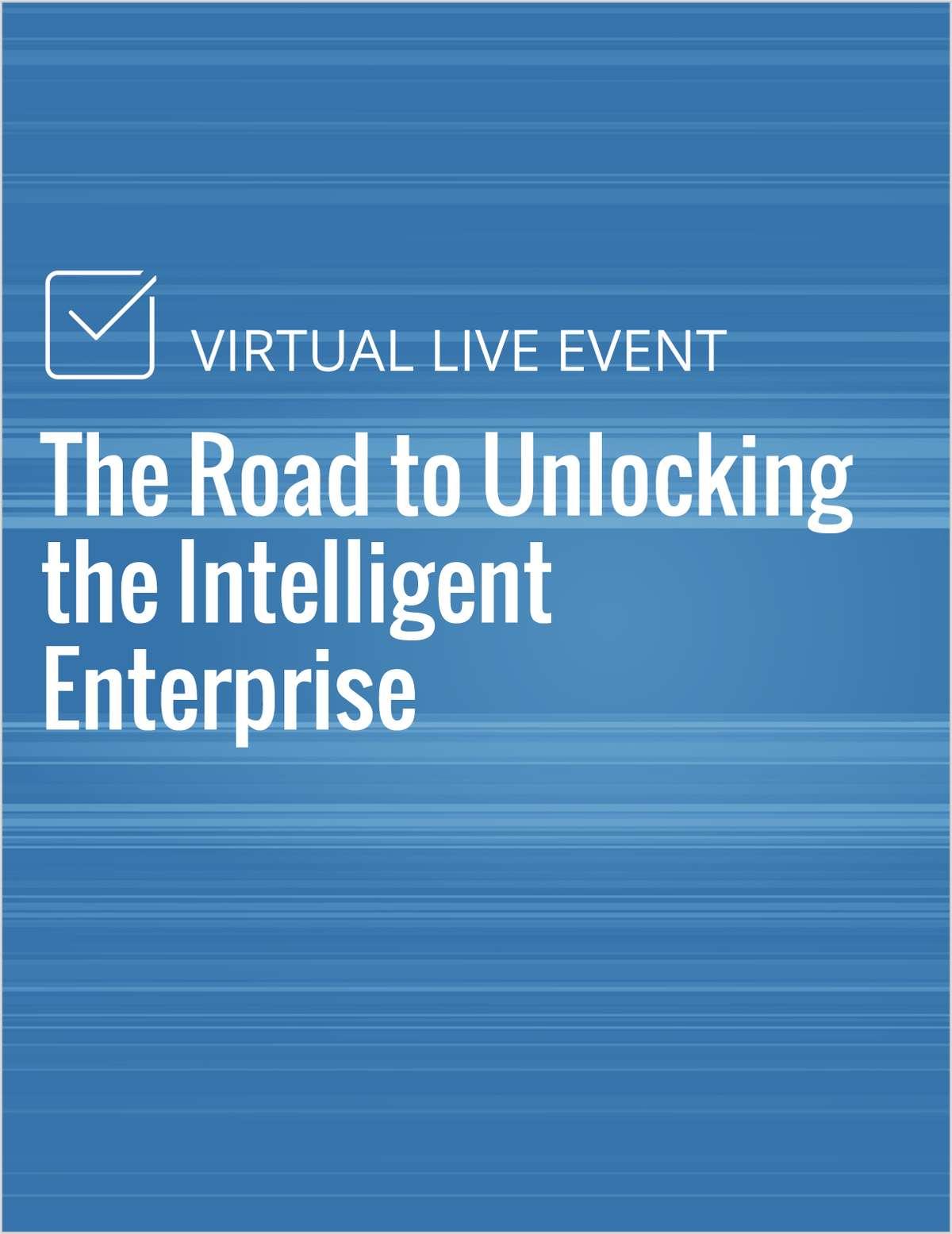 The Road to Unlocking the Intelligent Enterprise
