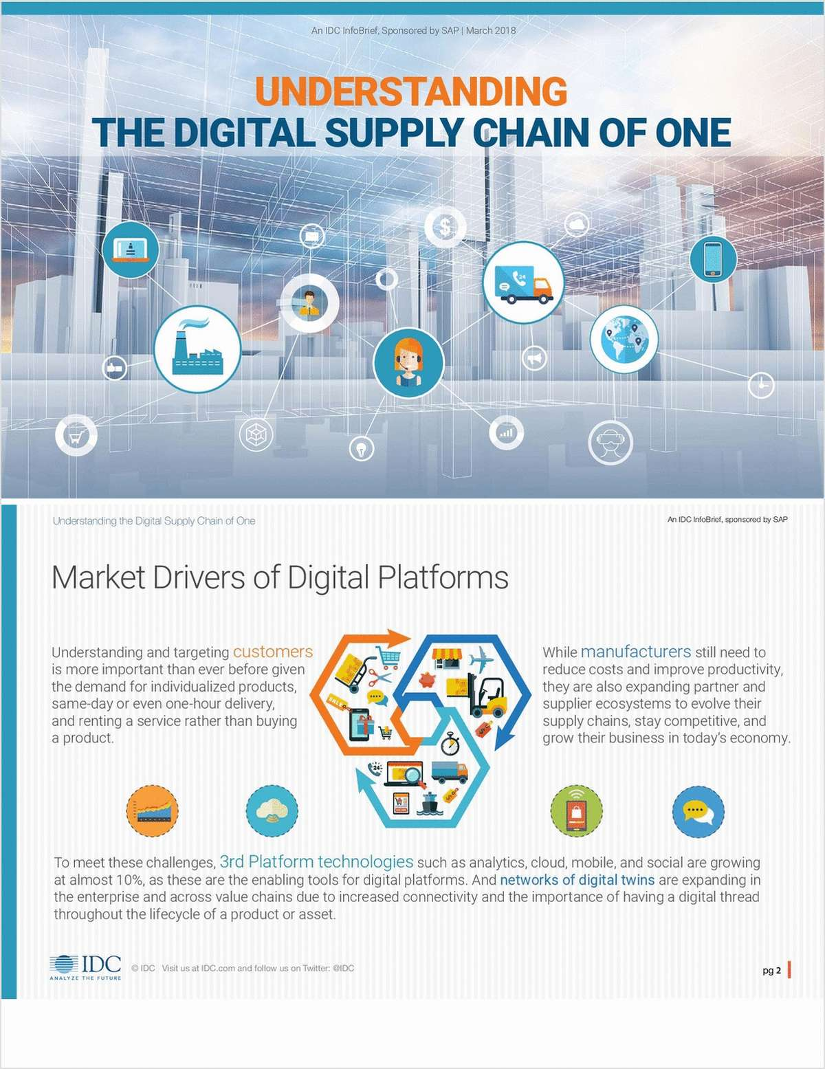 Understanding The Digital Supply Chain of ONE