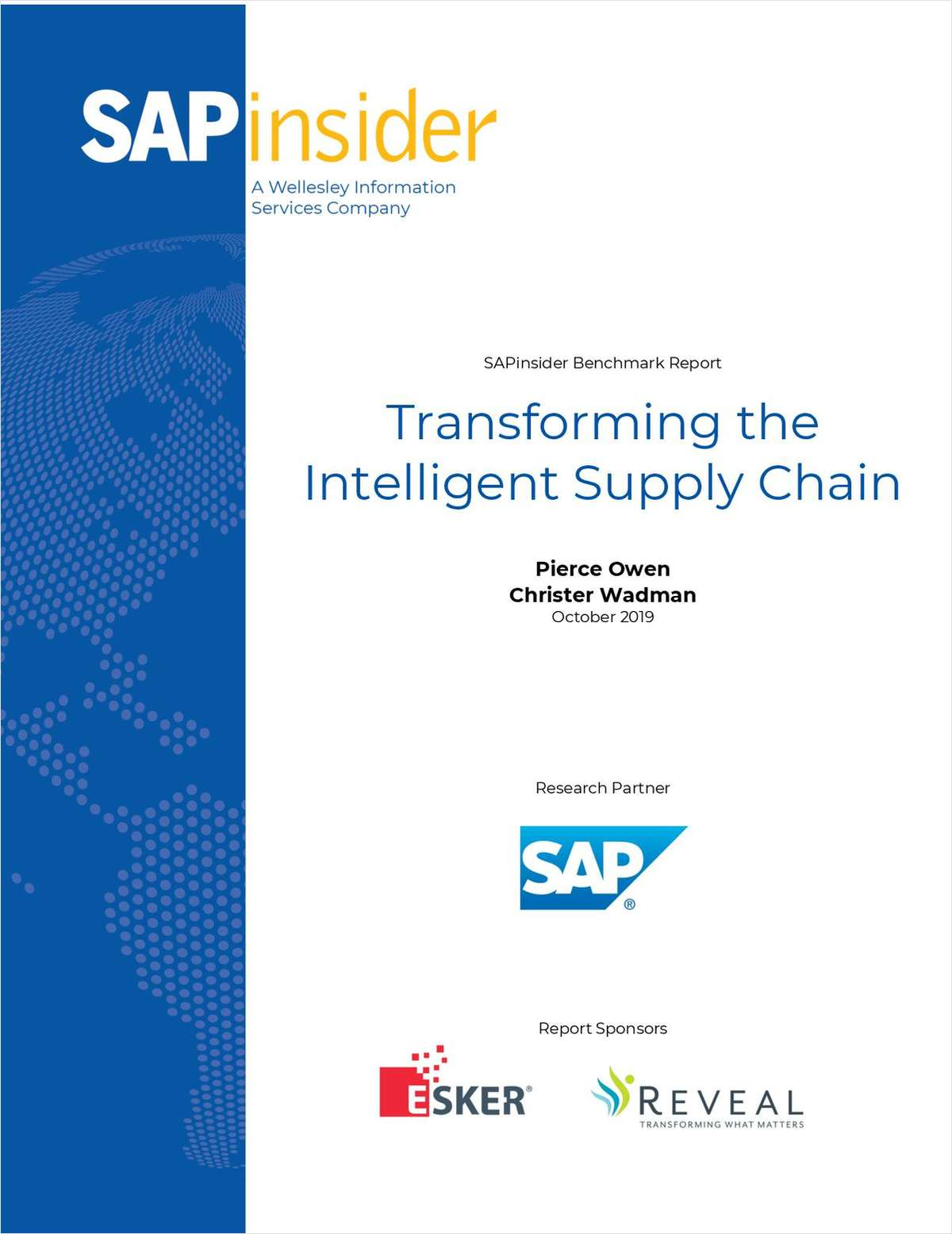 Transforming the Intelligent Supply Chain