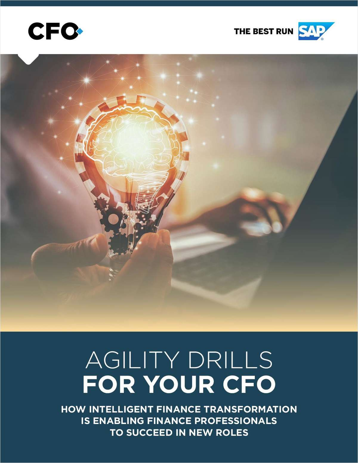 AGILITY DRILLS  FOR YOUR CFO