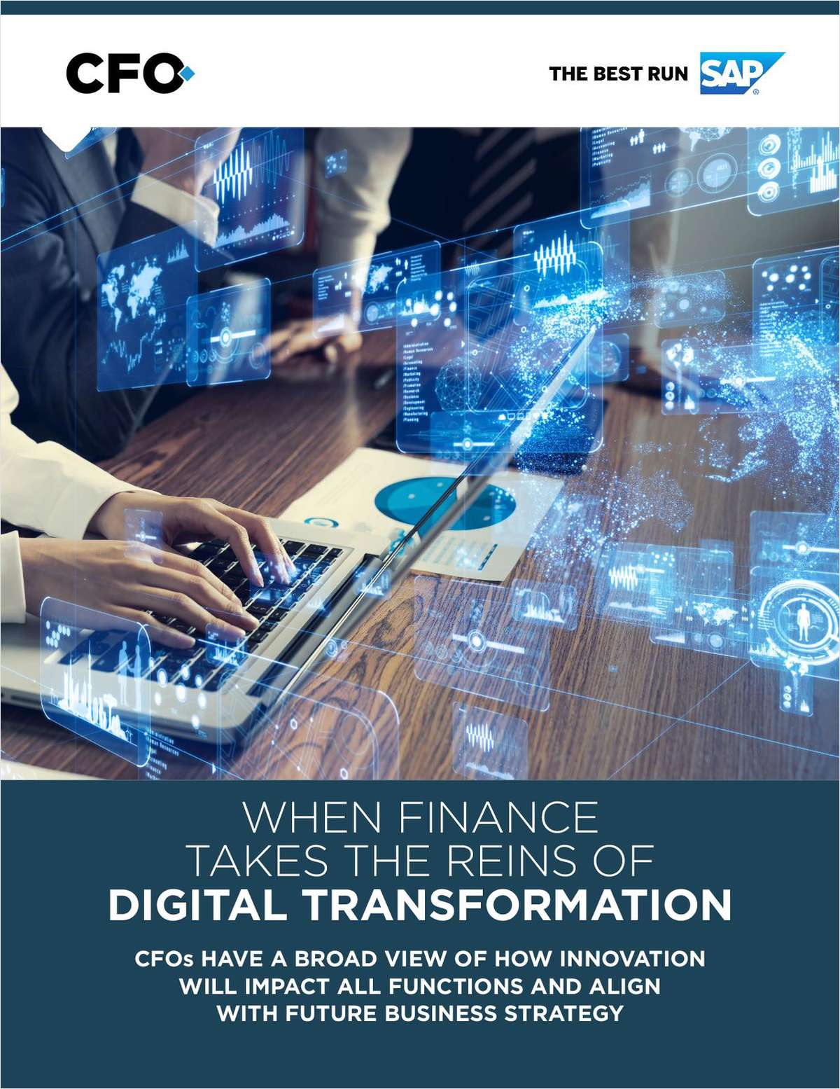 When Finance Takes the Reins of Digital Transformation