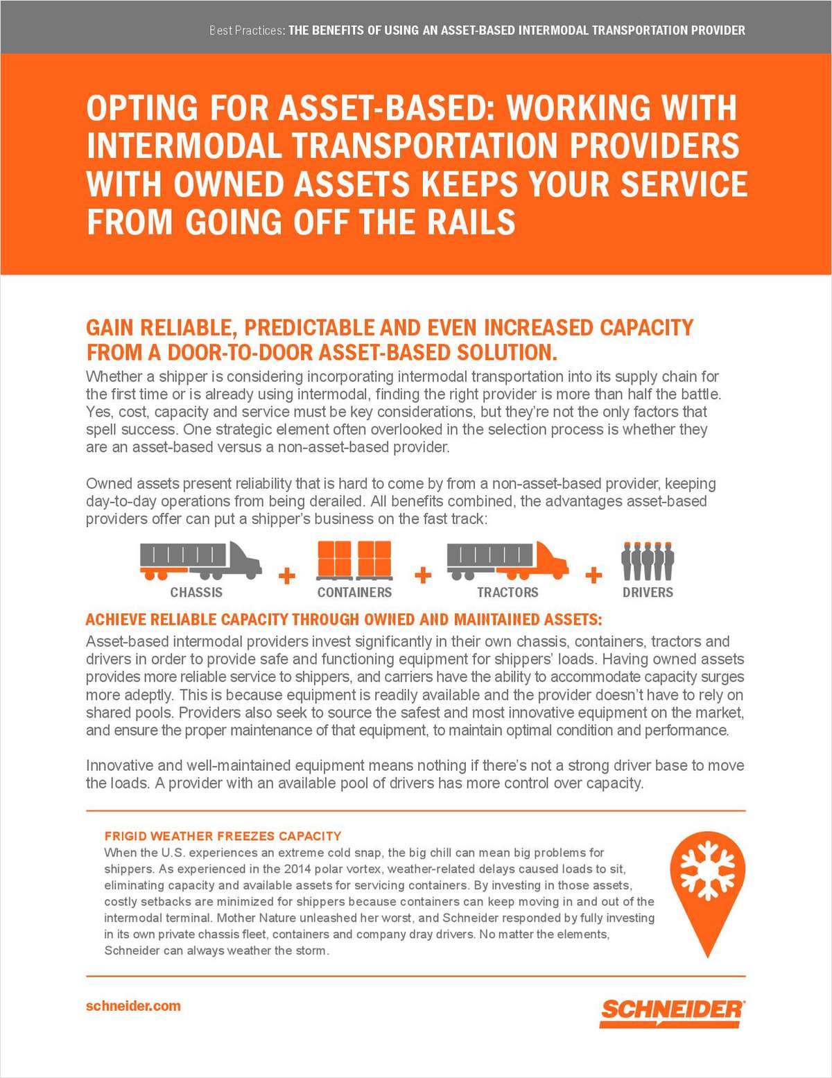 What is an Asset-Based Transportation Provider? And Why Work with One?