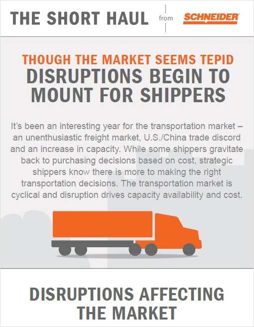 Diversify Your Transportation Strategy Before Disruptions Halt Your Supply Chain