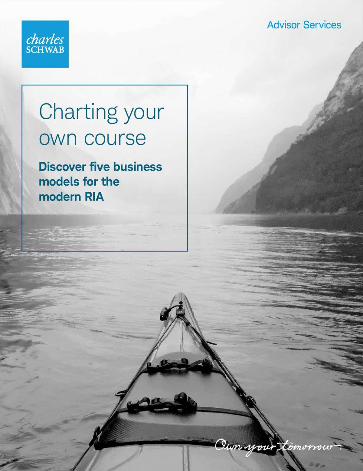 Charting your own course: 5 business models for the modern RIA