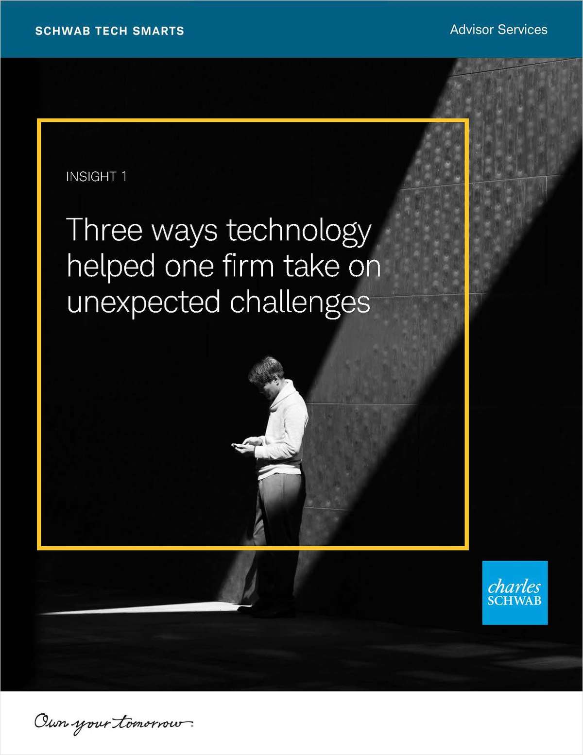 Three Ways Technology Helped One Firm Take on Unexpected Challenges