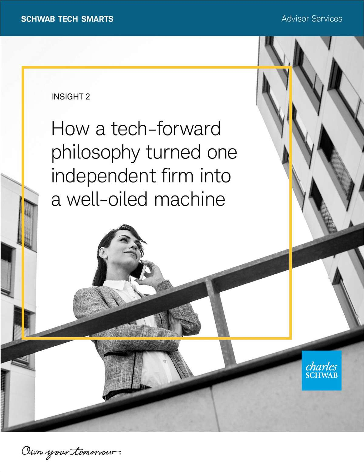 Building your tech stack: How the RIA model gives you freedom to do it your way