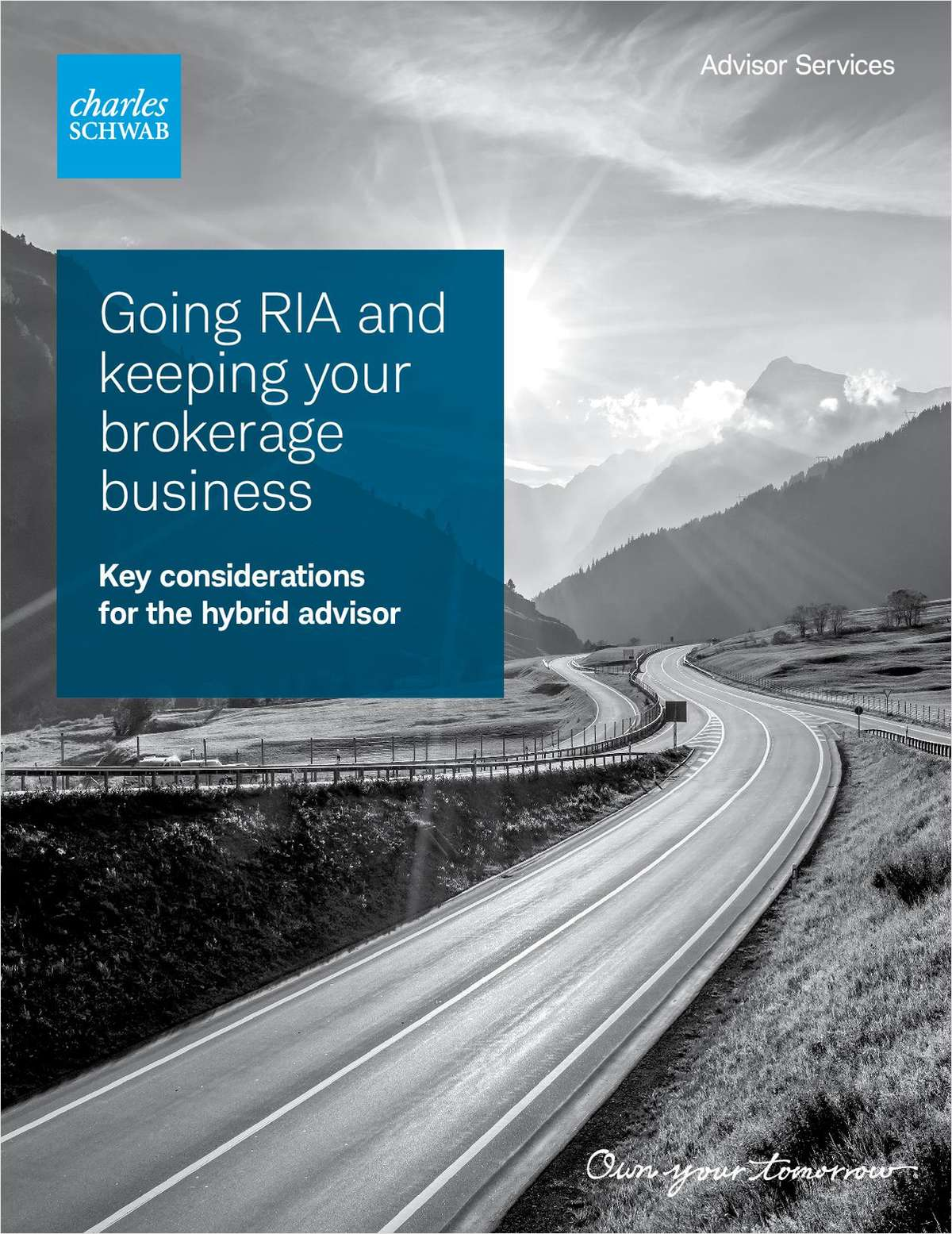 Going Independent with the Hybrid RIA Model