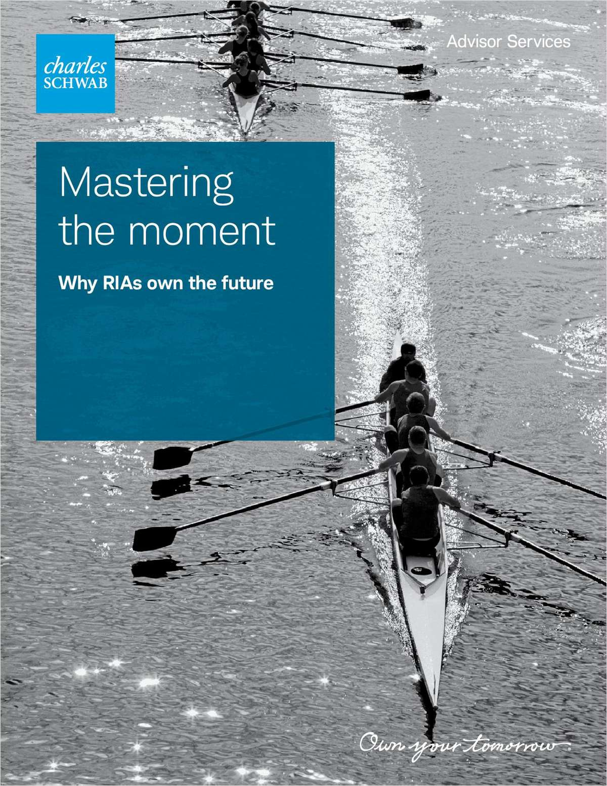 RIAs are reinventing the industry. It's your turn.