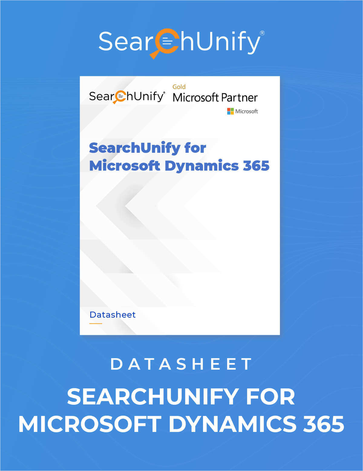 SearchUnify for Microsoft Dynamics 365