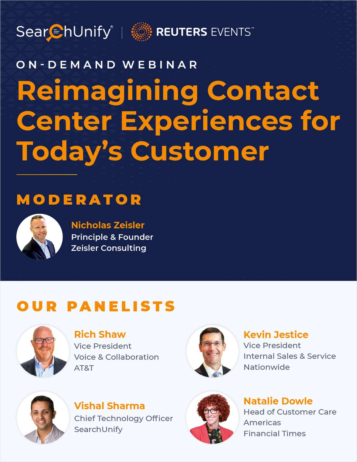 Reimagining contact center experiences for today's customer