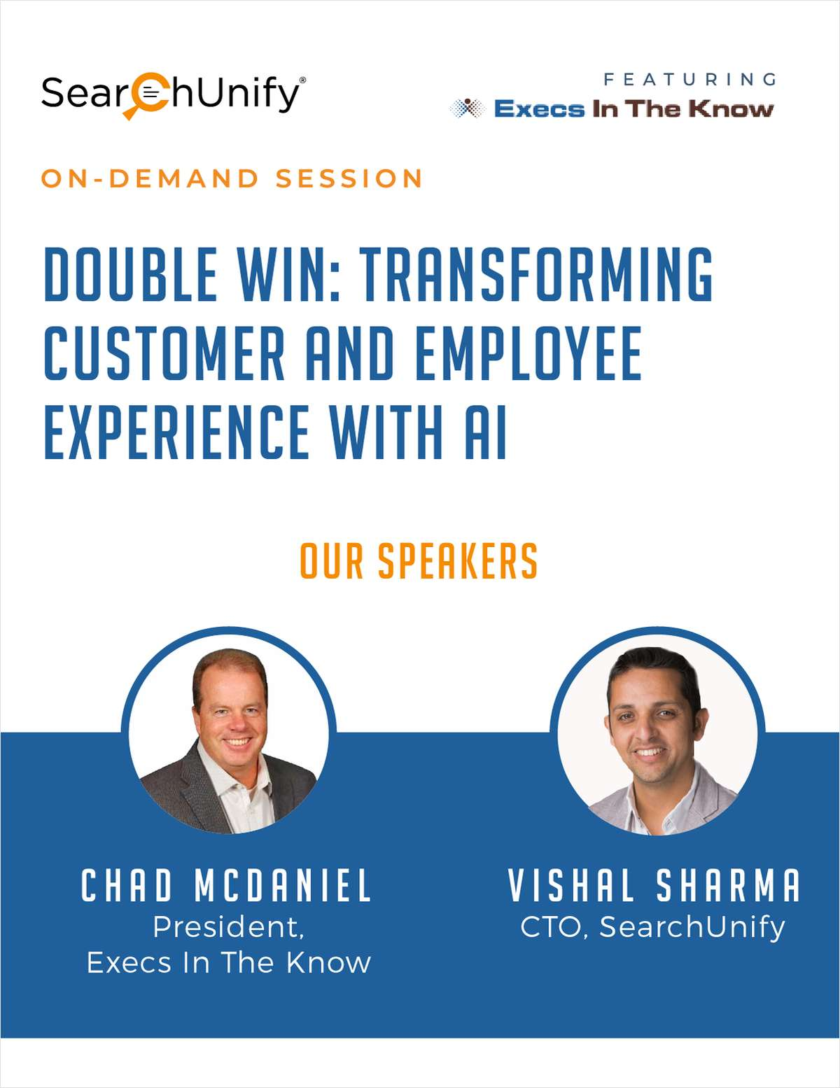 Double Win: Transforming Customer & Employee Experience with AI