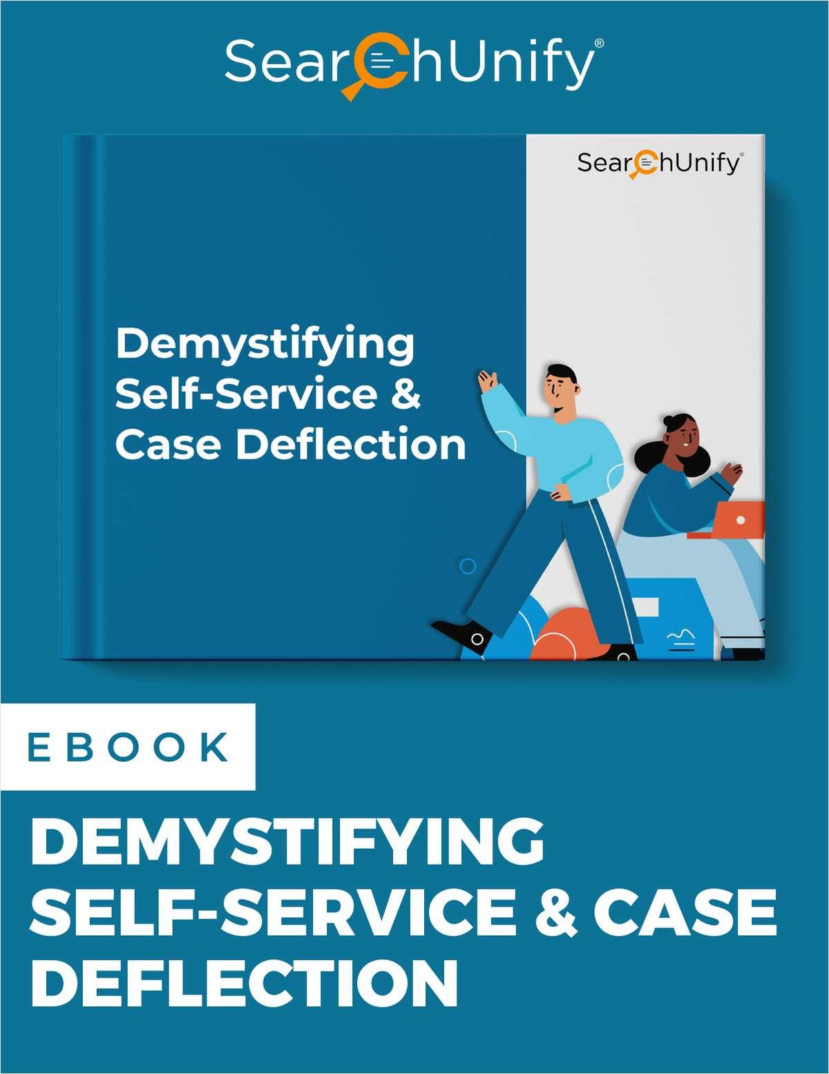 Demystifying Self-Service & Case Deflection
