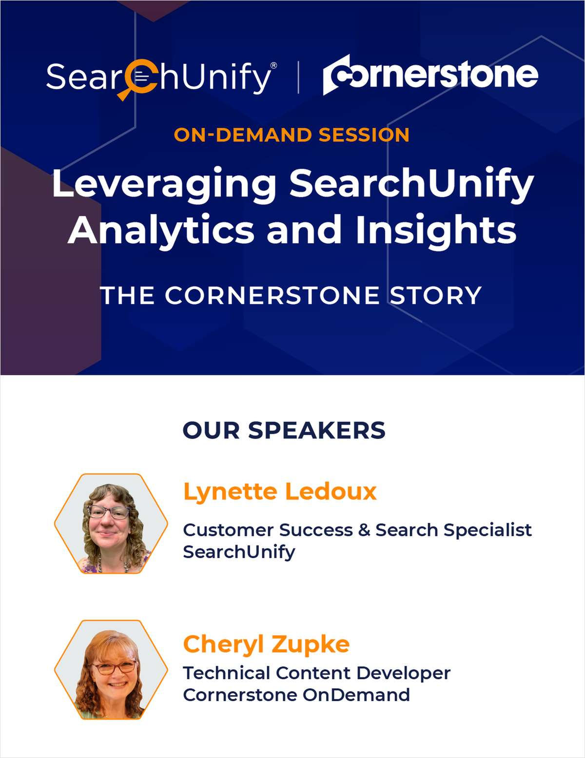 Leveraging SearchUnify Analytics And Insights: The Cornerstone Story