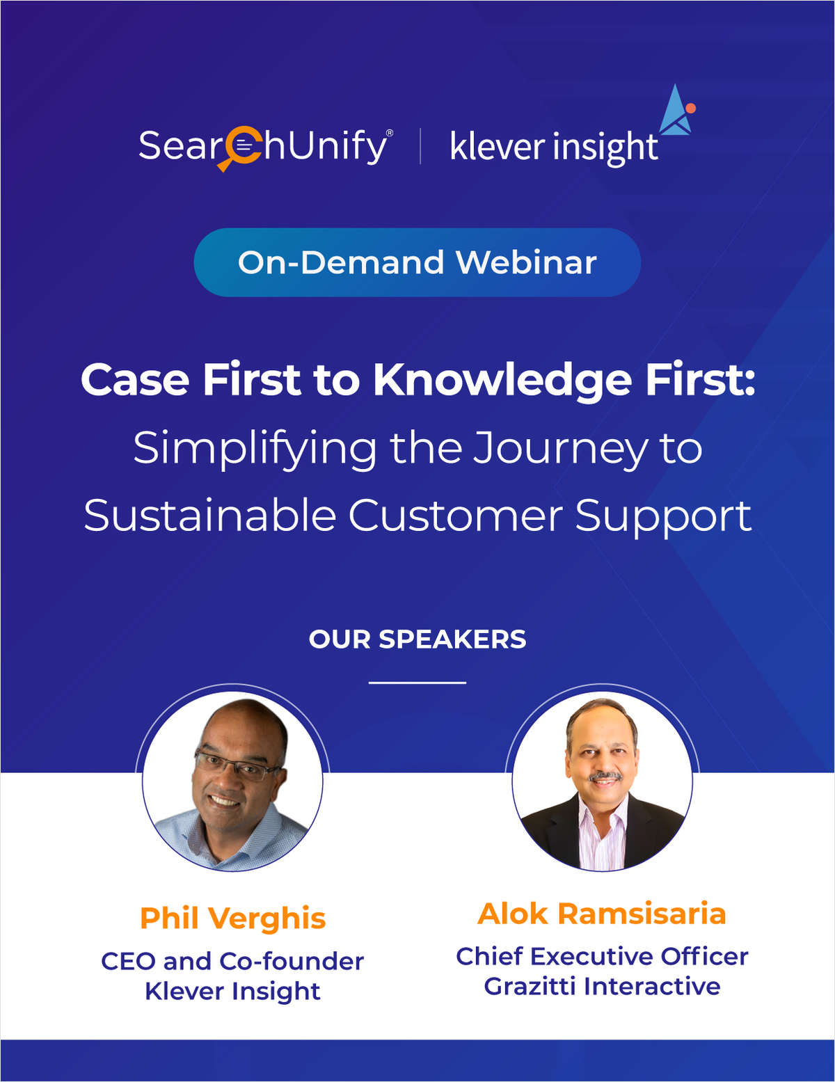 Case First To Knowledge First: Simplifying The Journey To Sustainable Customer Support