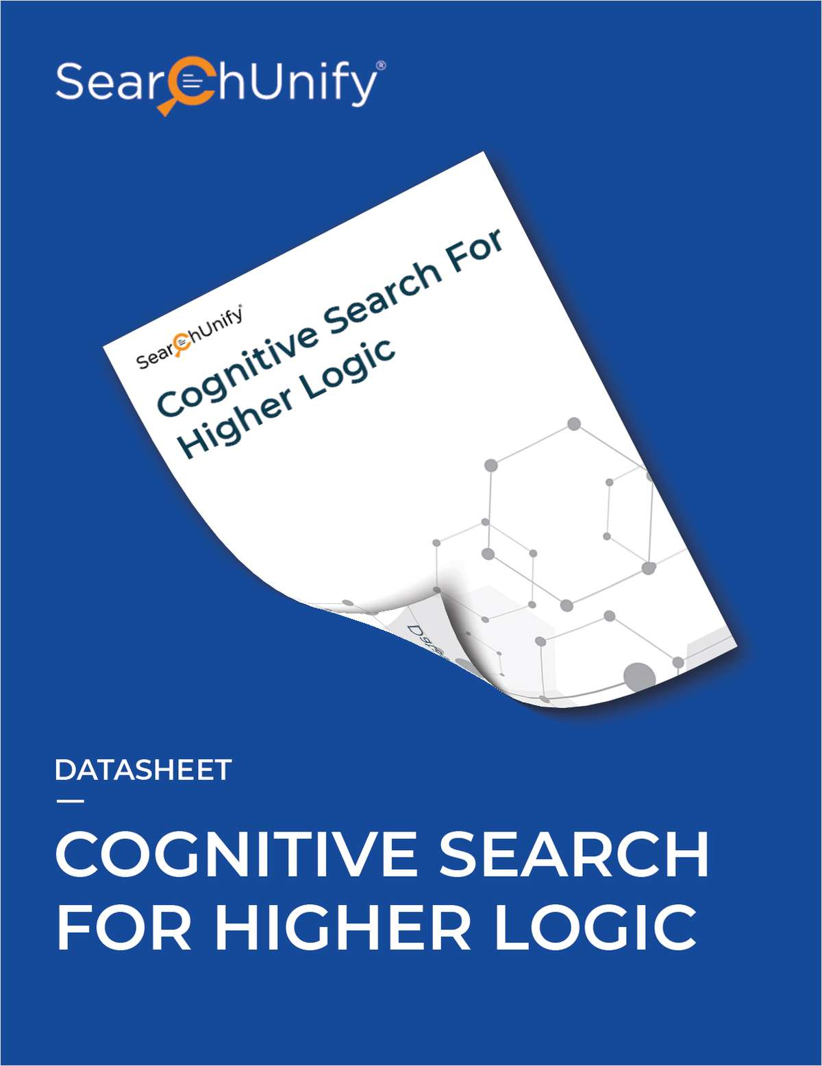 Cognitive Search for Higher Logic