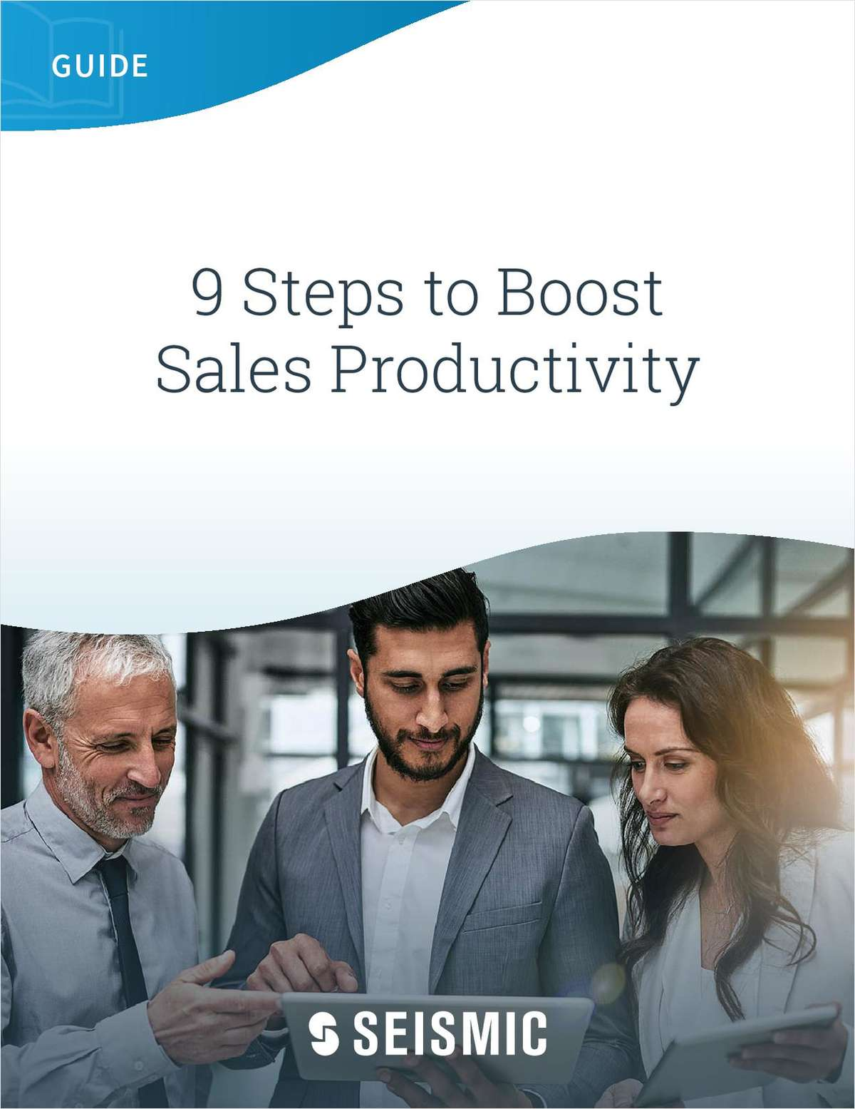 9 Steps to Boost Sales Productivity