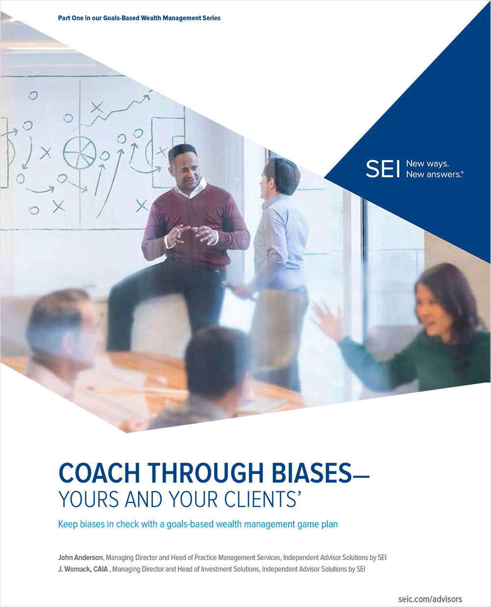 Coach Through Biases - Yours and Your Clients'