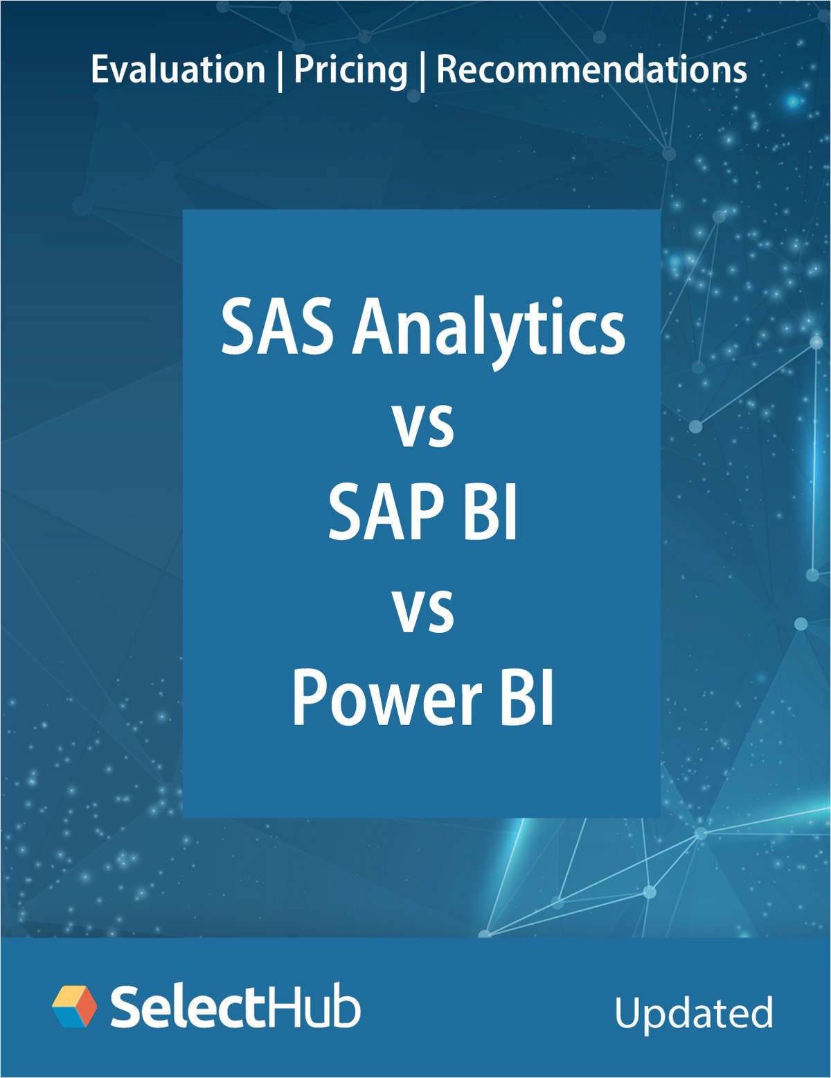 SAS Analytics vs. SAP BI vs. Power BI―Expert Evaluations, Pricing & Recommendations