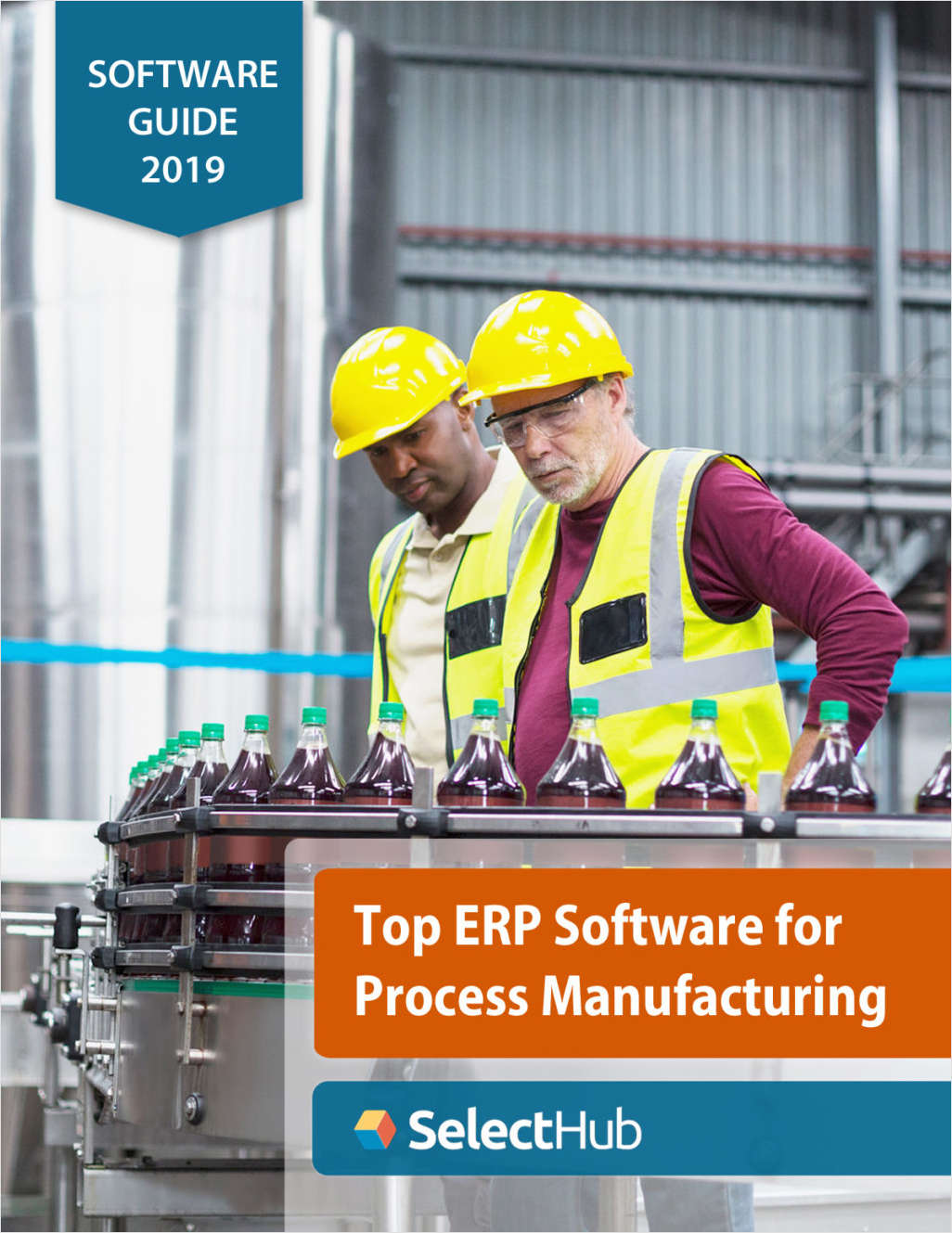 Top ERP for Process Manufacturing--2019 Guide