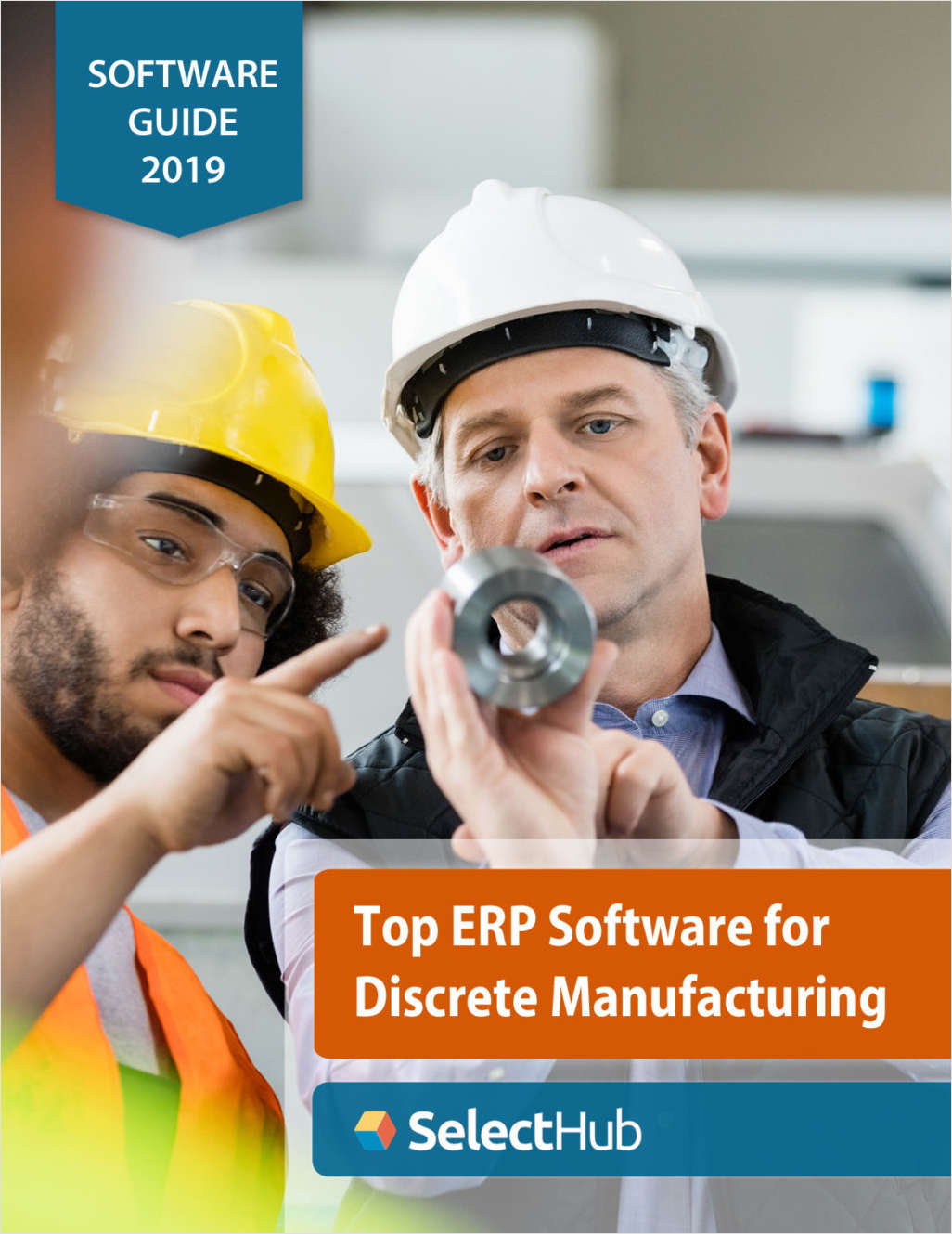 Top Discrete Manufacturing ERP Systems--Guide 2019