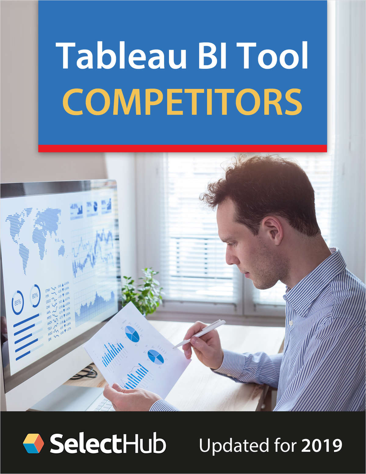 Tableau BI Tool Competitors for 2019