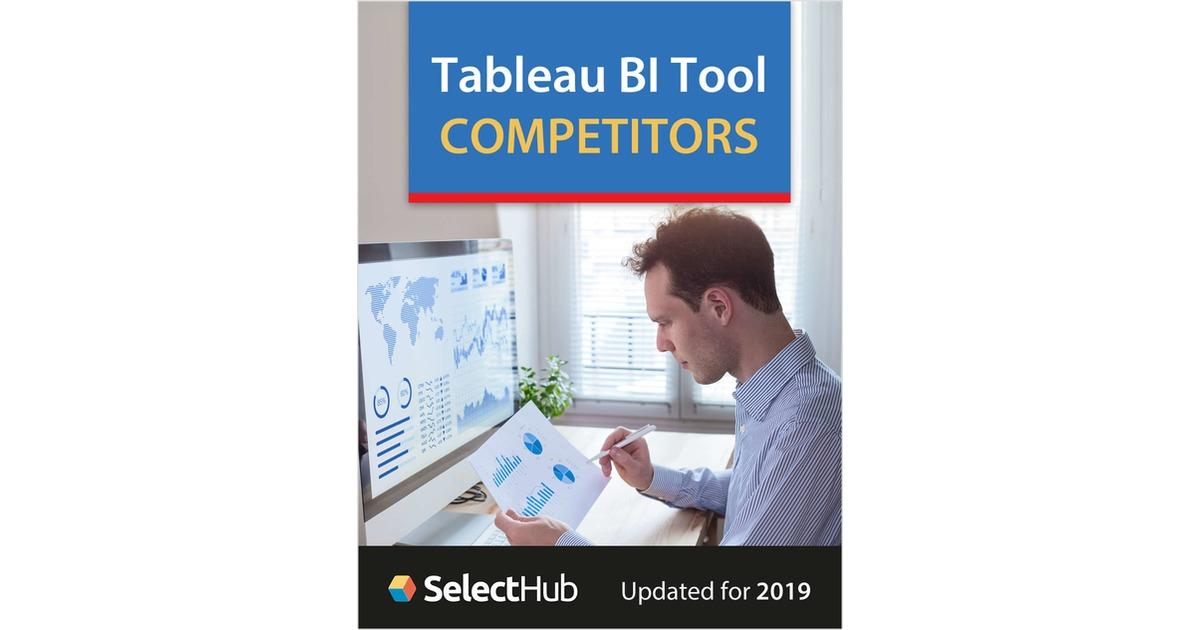 top tableau bi competitors alternatives free report