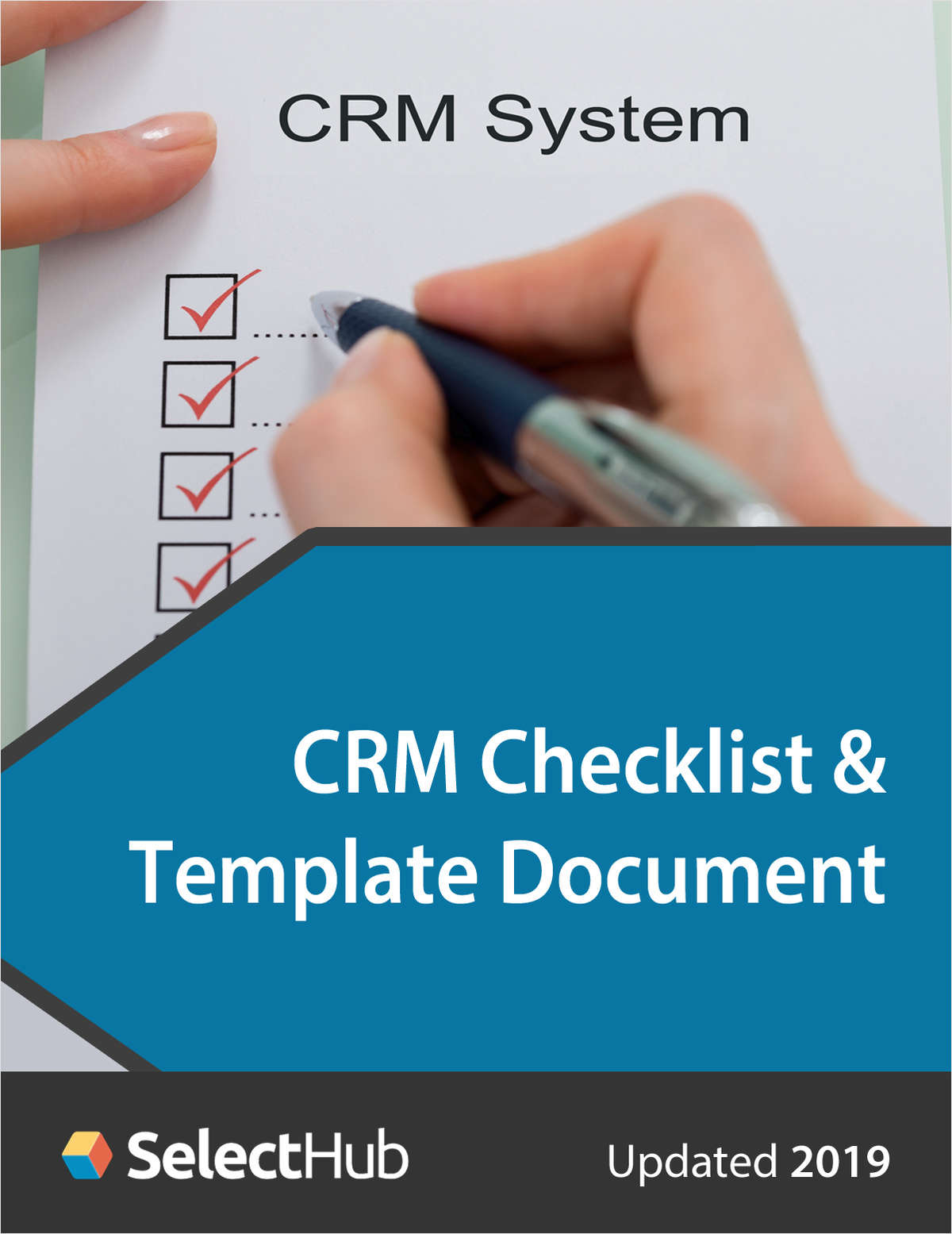 CRM Selection Checklist & Template for 2019