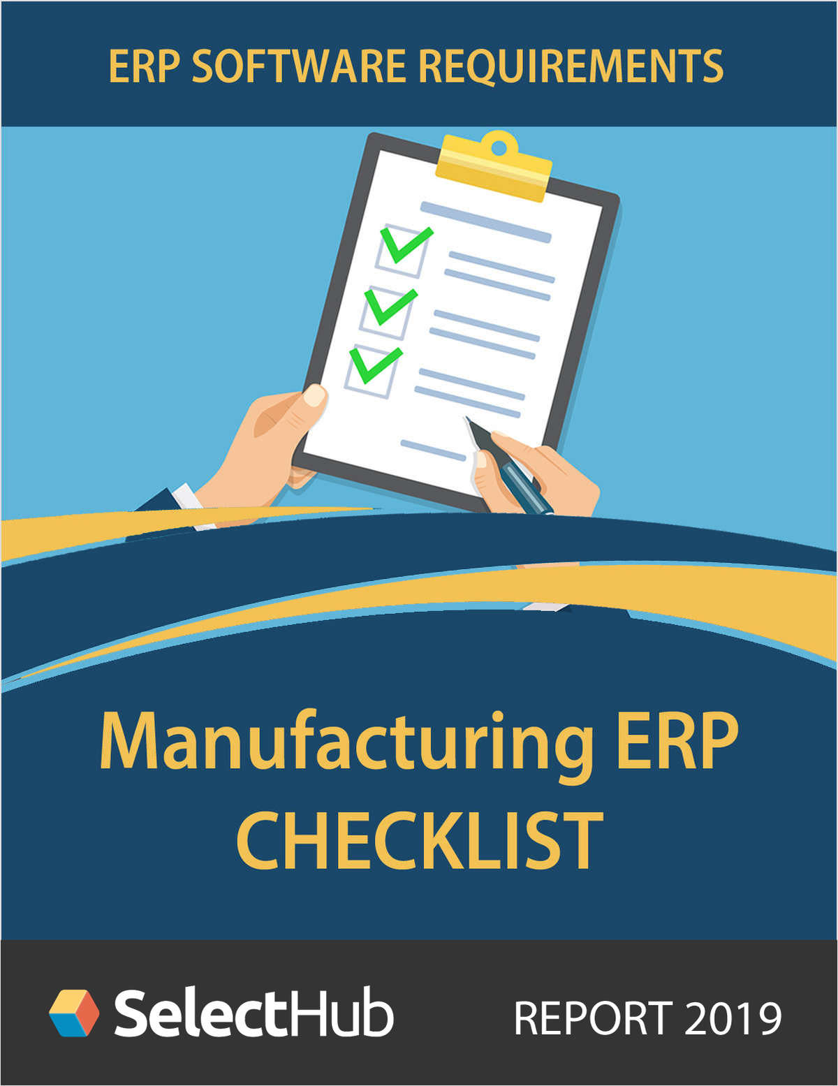 Manufacturing ERP Requirements Checklist & Template