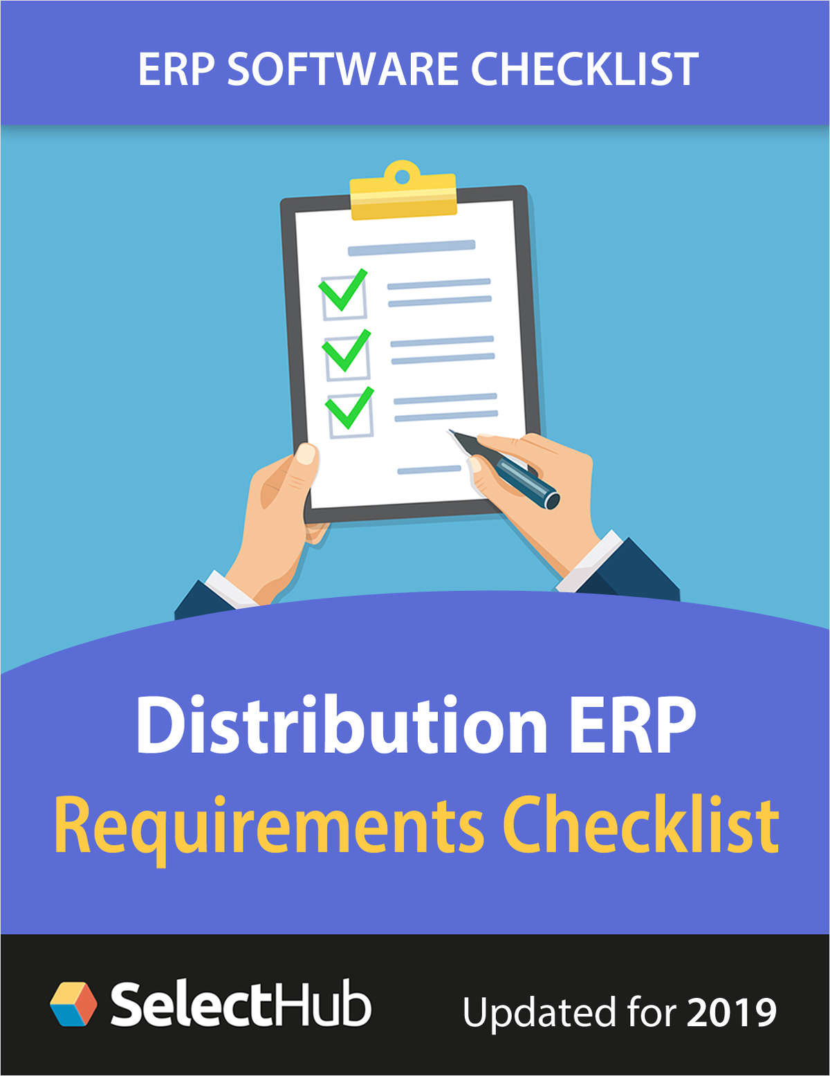 Top Distribution ERP Features & Requirements Checklist
