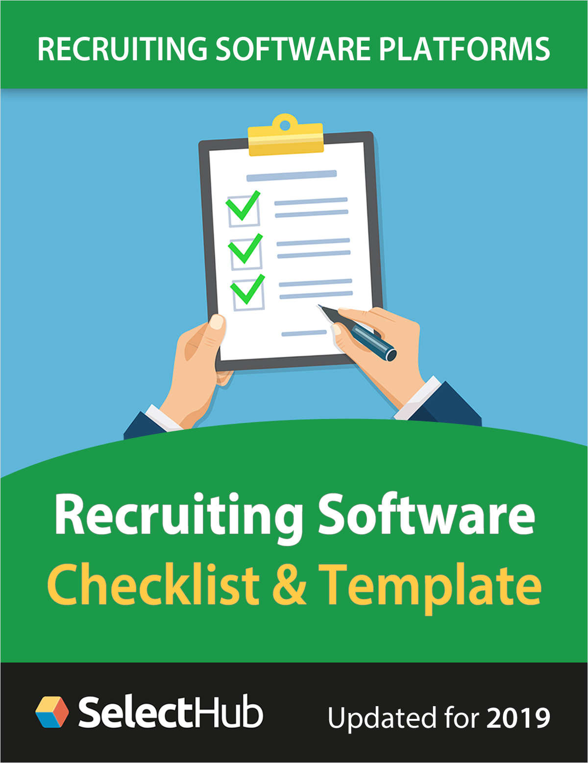 Recruiting Software Checklist & Requirements Template