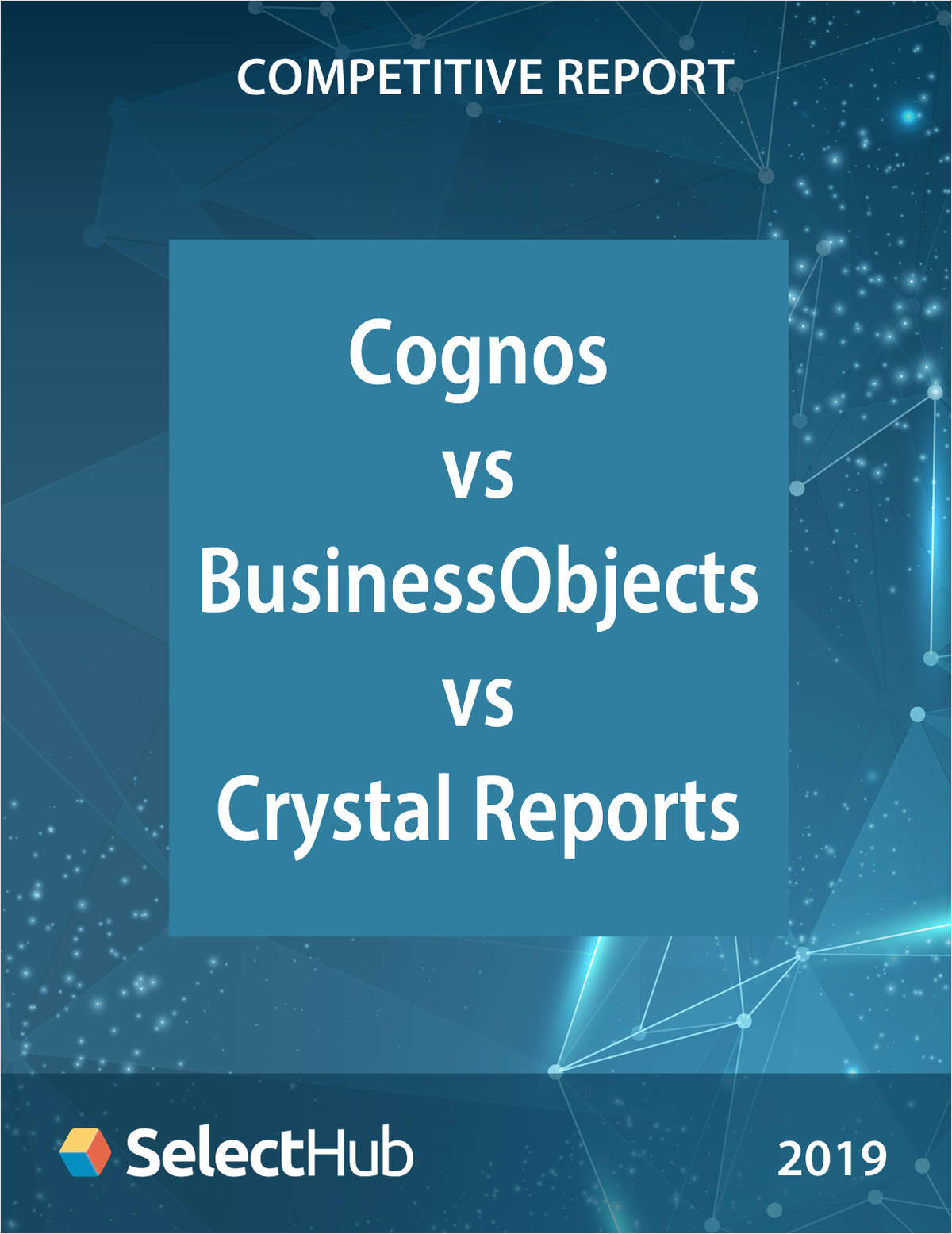 Cognos vs. BusinessObjects vs. Crystal Reports--Competitive Report