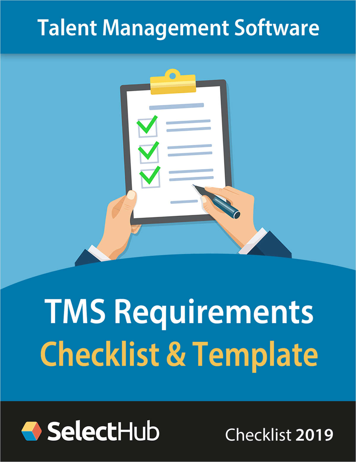 Talent Management Software Checklist and Template