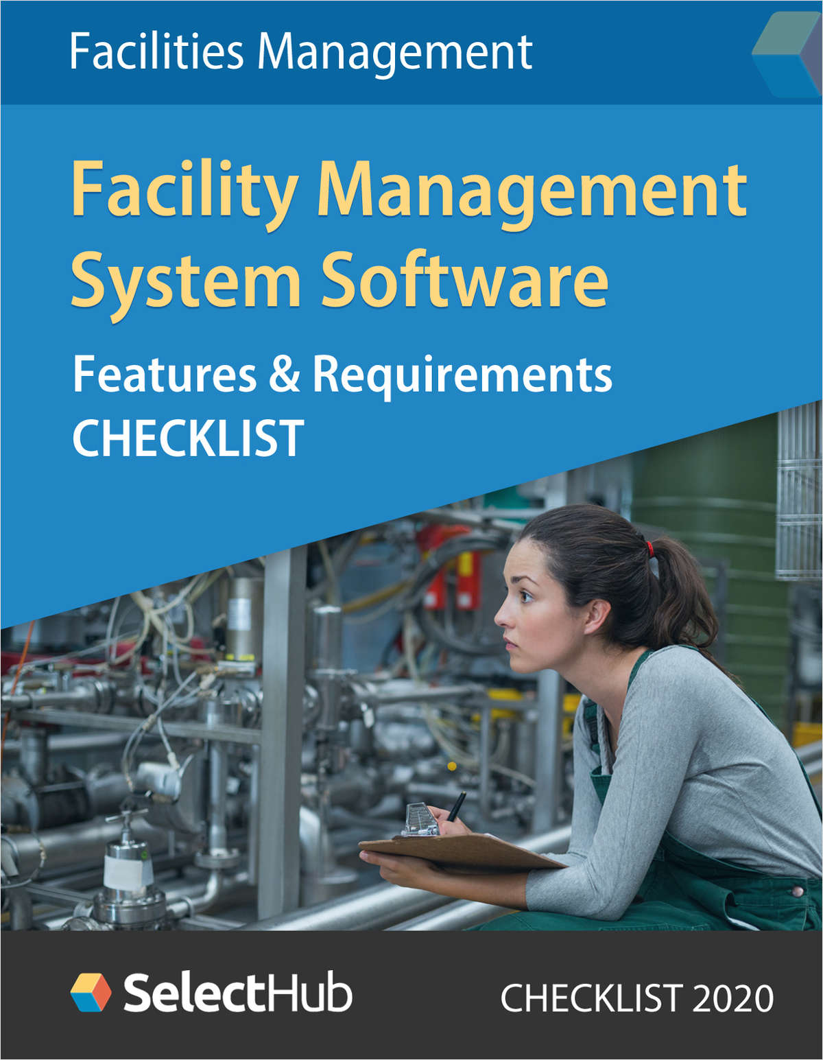 Top Facility Management Software-- Selection Criteria & Vendor Checklist