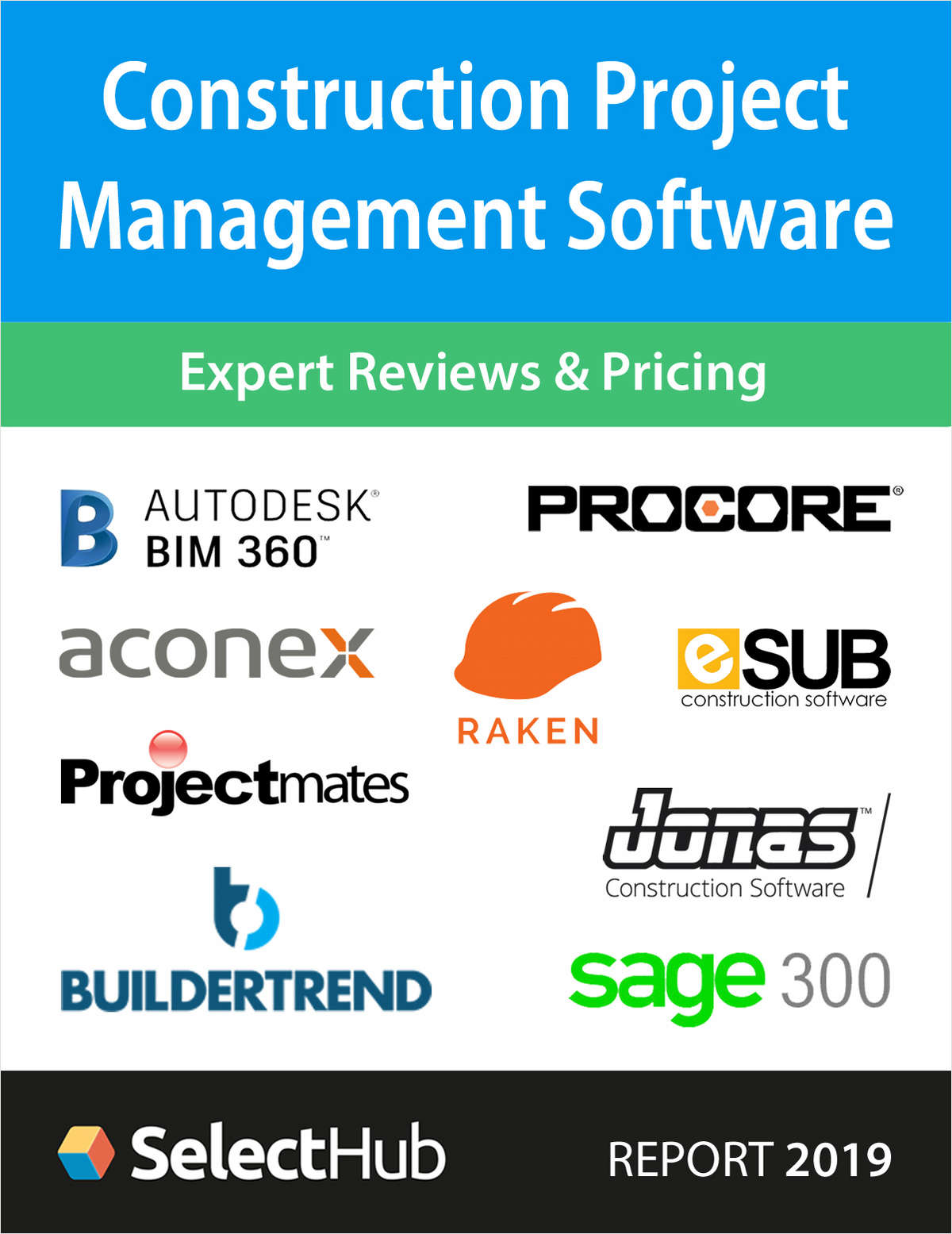 Top Construction Management Software-- Expert Reviews & Pricing--Free Analyst Report