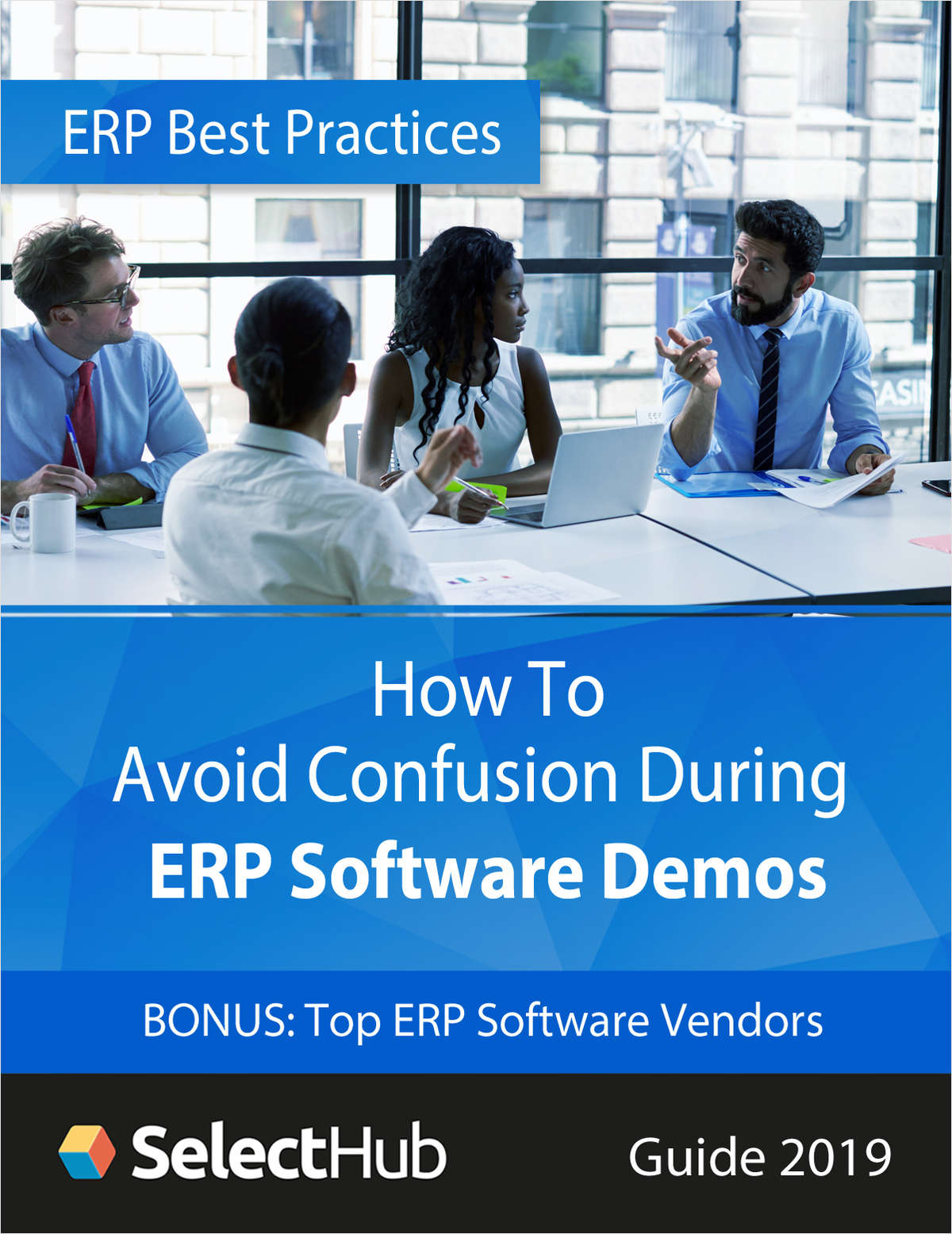 How to Avoid Confusion During ERP Demos