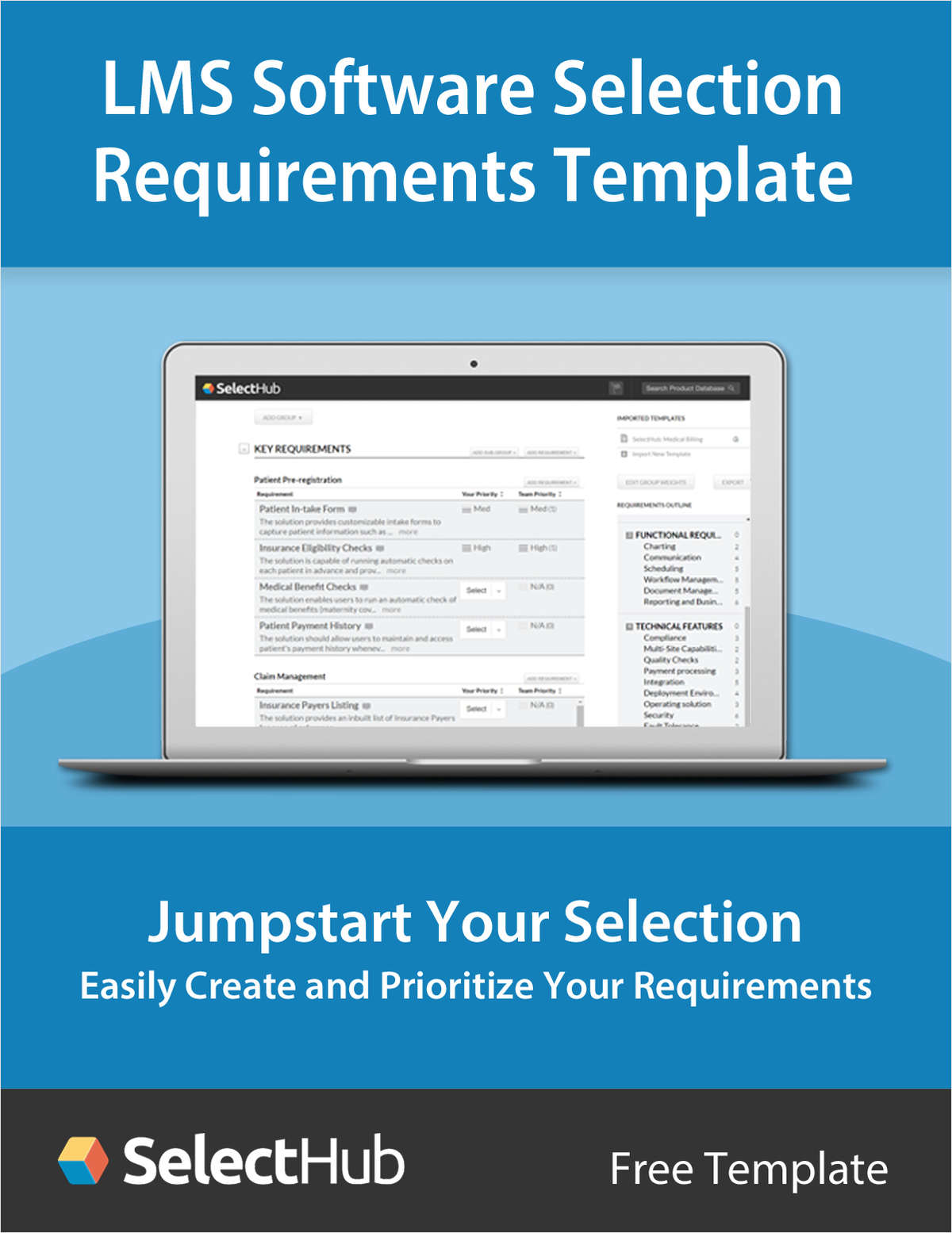 LMS Software Requirements Gathering Template