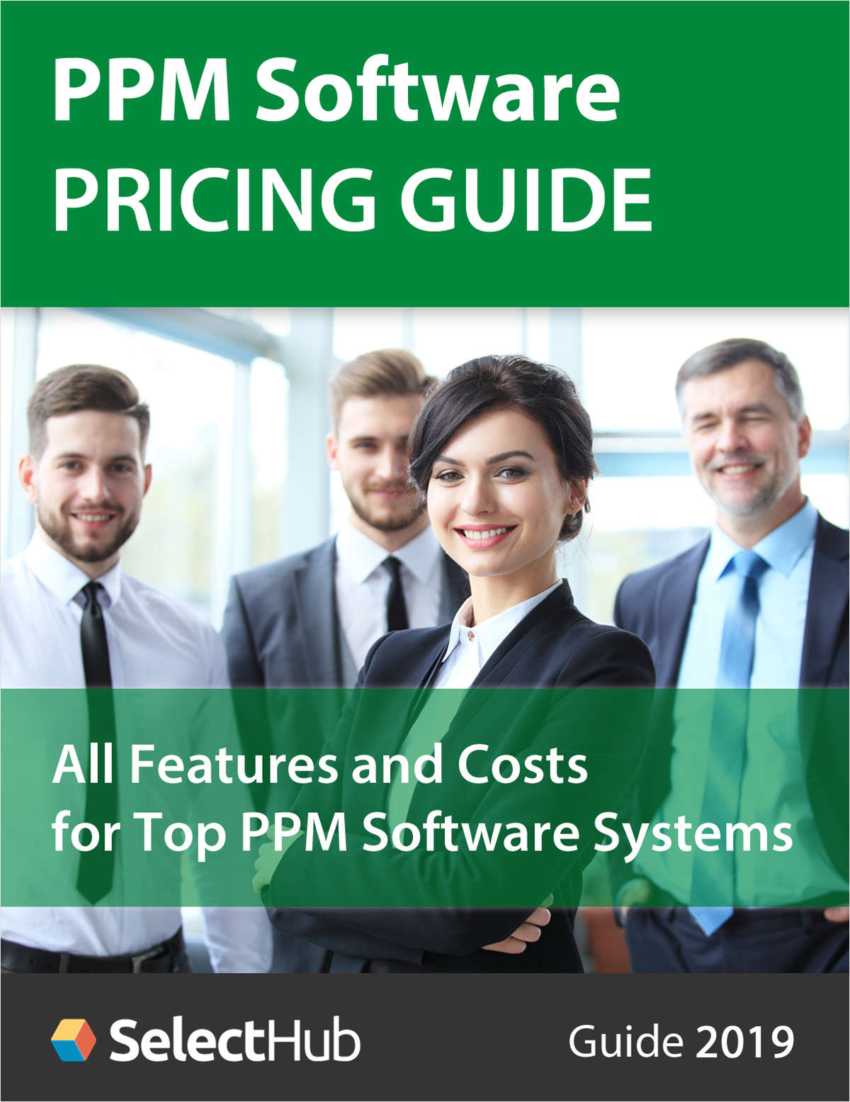Top Project Portfolio Management (PPM) Software--Competitive Pricing Guide 2019