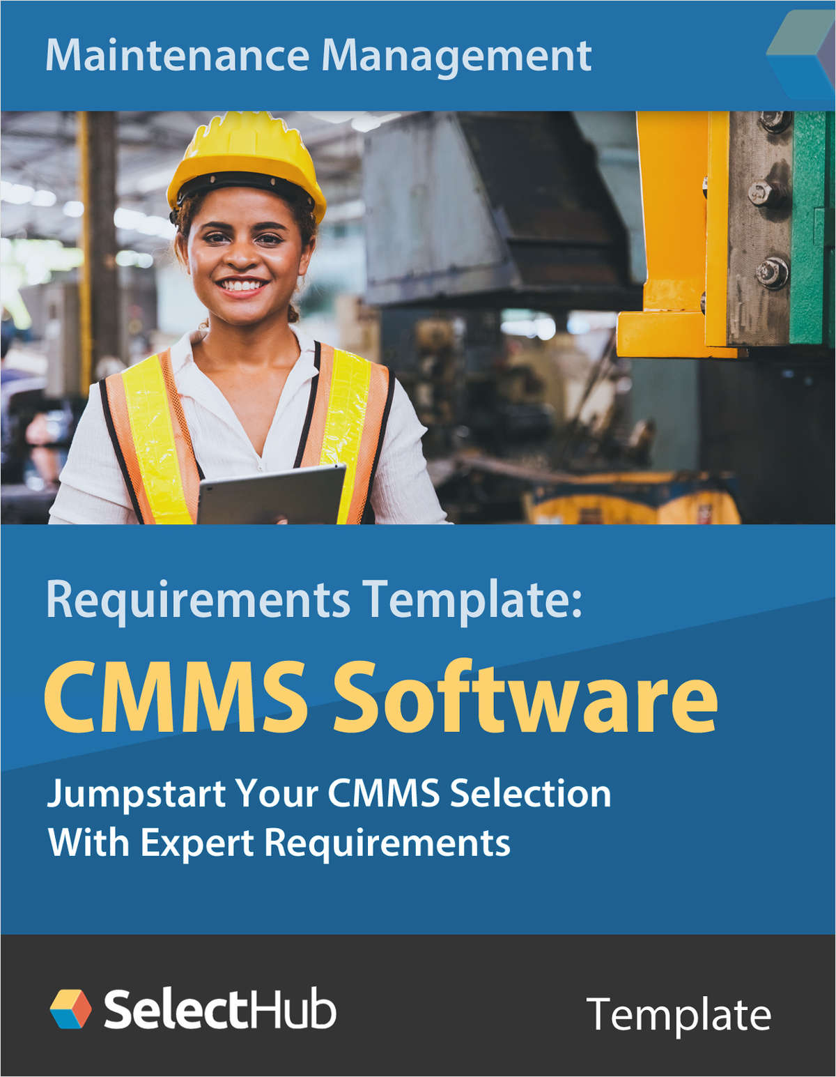 CMMS Software Requirements Gathering Template Free Template