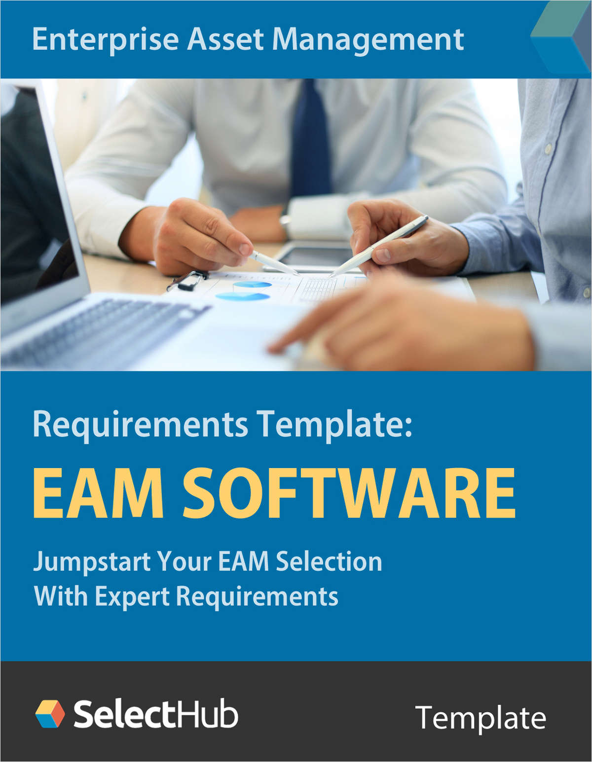 Enterprise Asset Management (EAM) Software Requirements Template