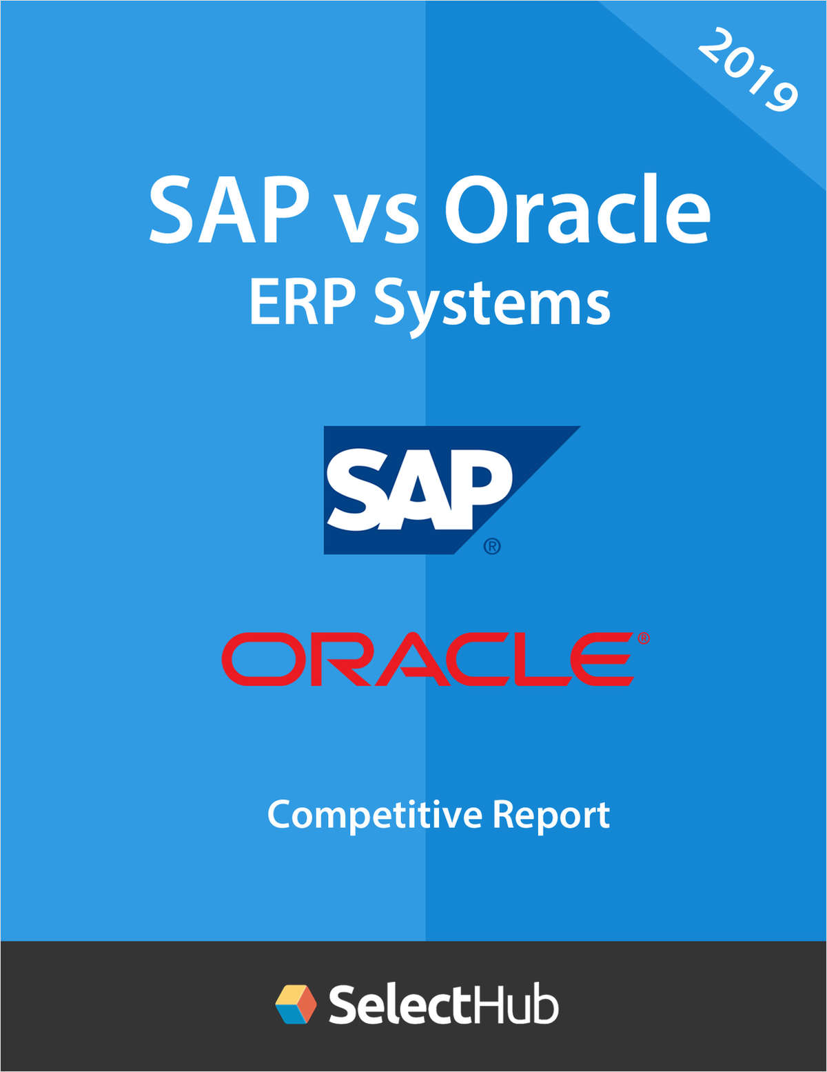 SAP vs. Oracle ERP Systems: Head-to-Head in 2019
