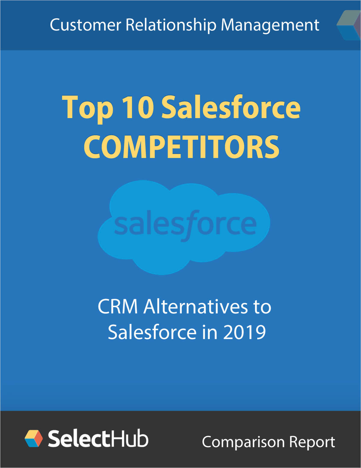 Top 10 Salesforce Competitors: CRM Alternatives to Salesforce in 2019