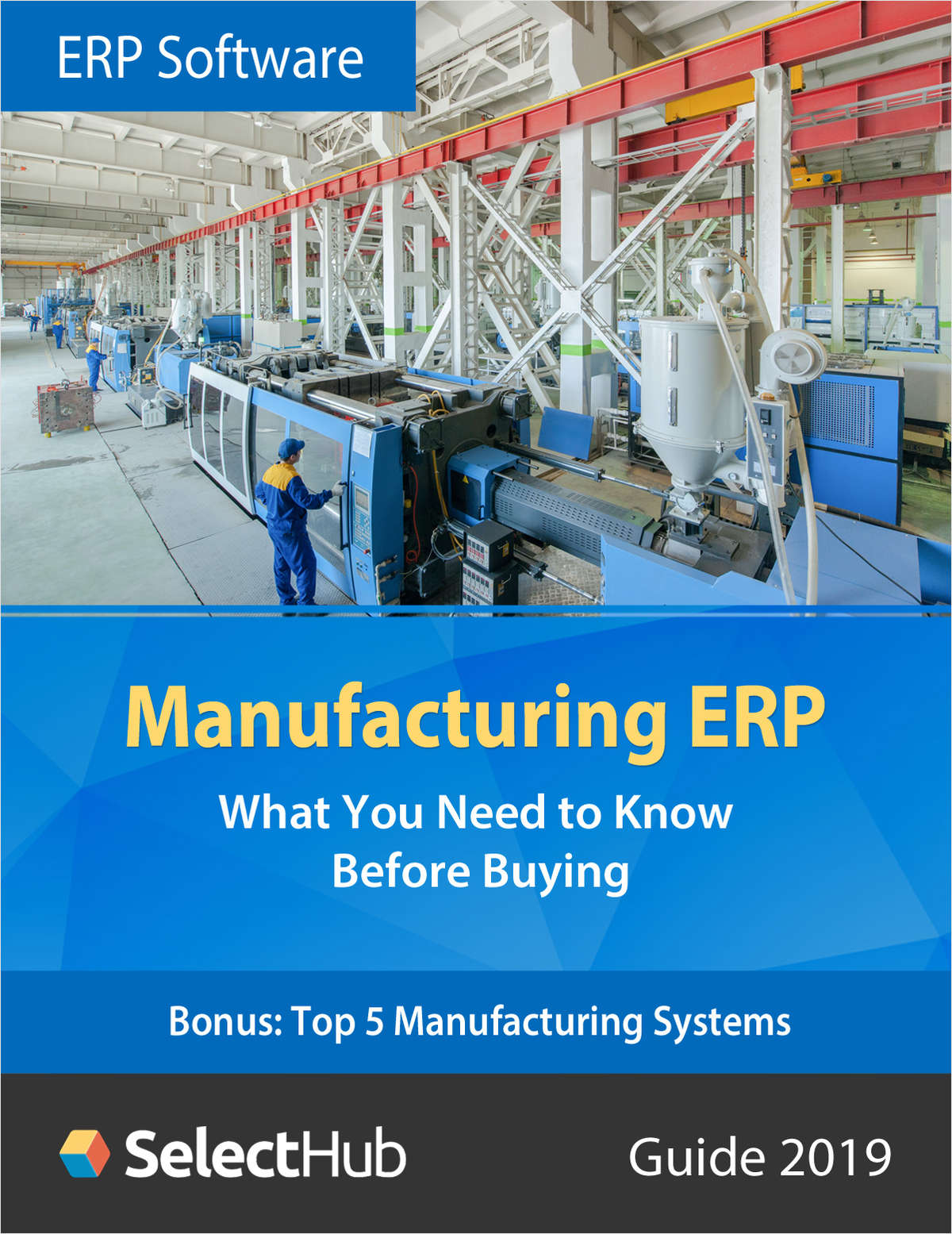 Manufacturing ERP Systems: What You Need to Know Before Buying