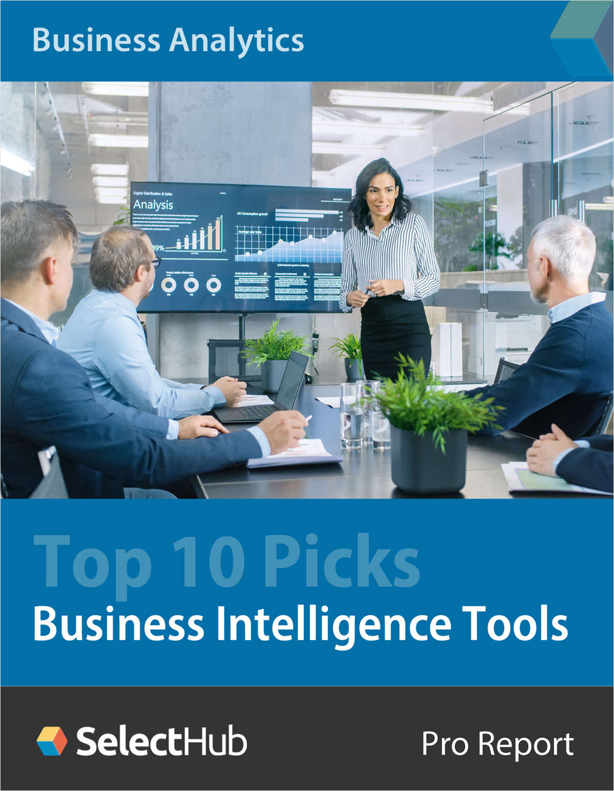 Top 10 Business Intelligence Tools 2019―Reviews, Pricing & Recommendations