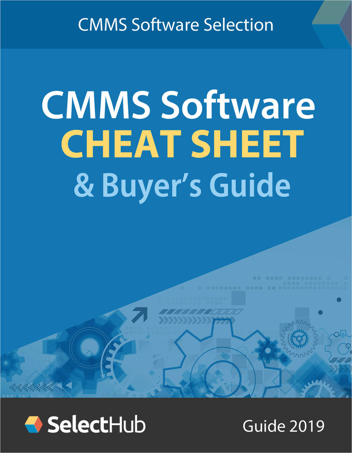 CMMS Software: Ultimate Cheat Sheet & Buyers Guide